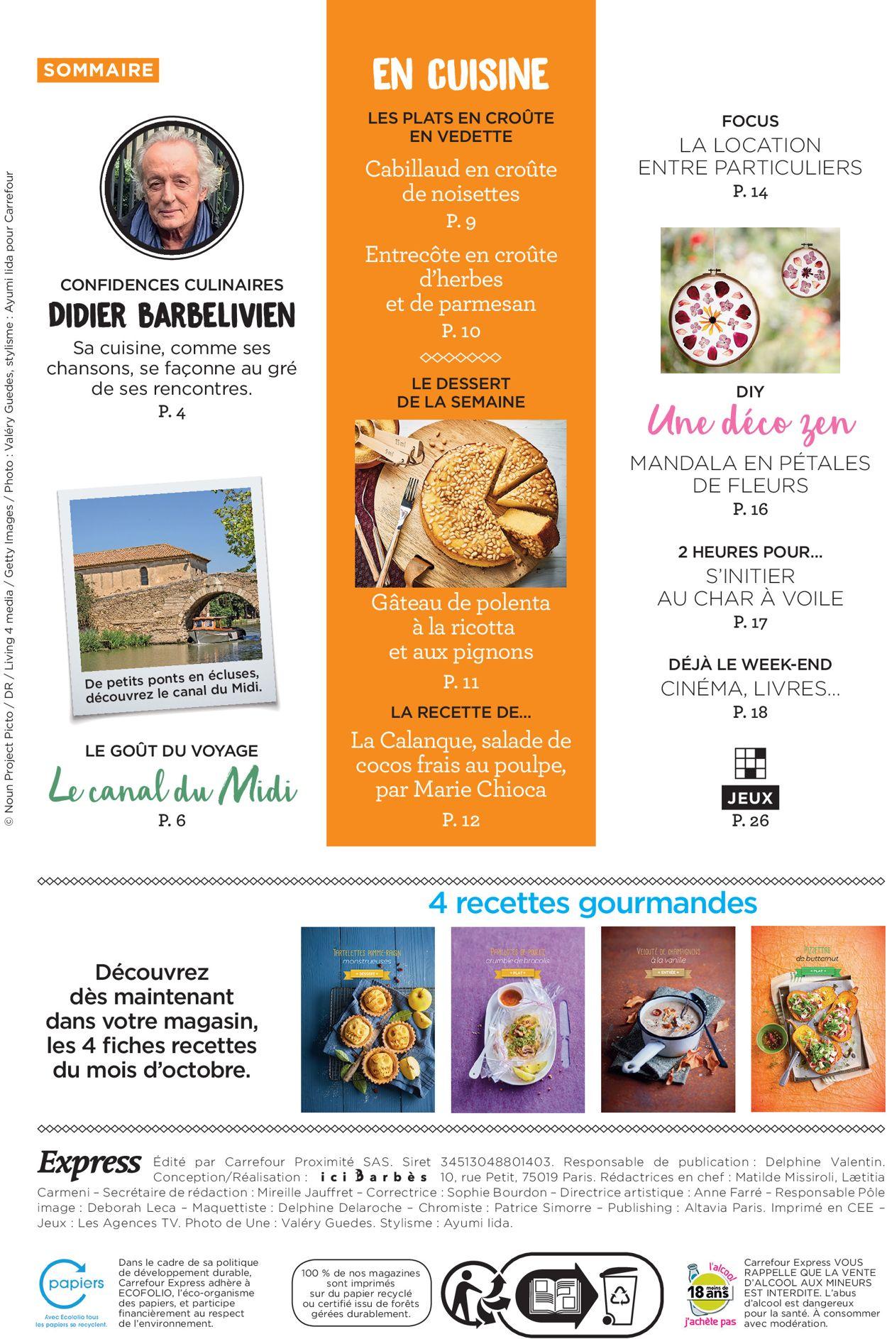 Carrefour Catalogue - 12.10-18.10.2019 (Page 3)
