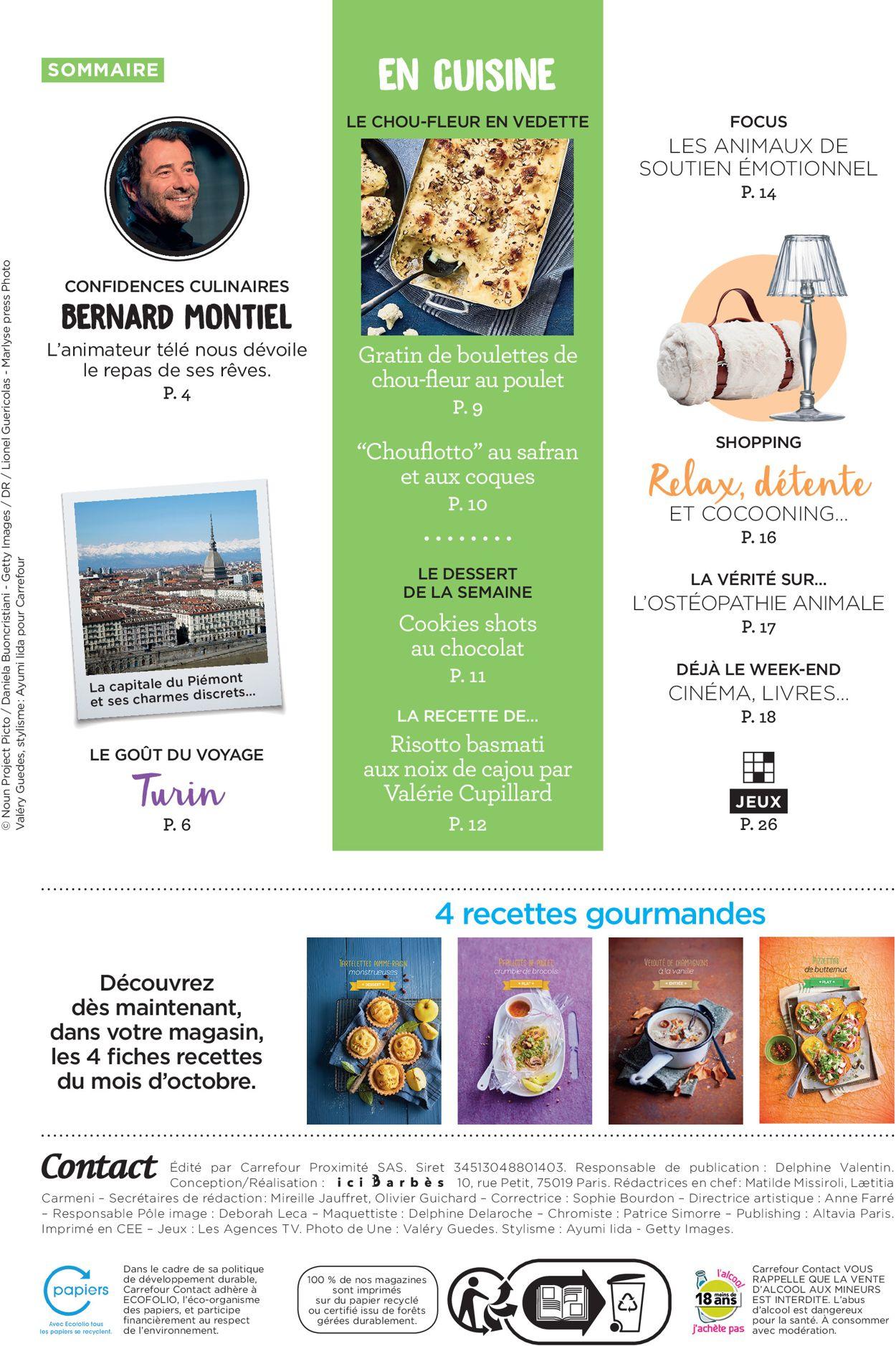 Carrefour Catalogue - 19.10-25.10.2019 (Page 3)