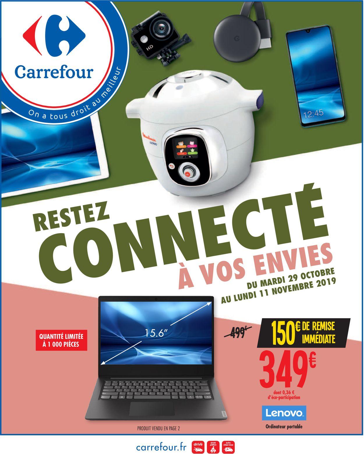Carrefour Catalogue - 29.10-11.11.2019
