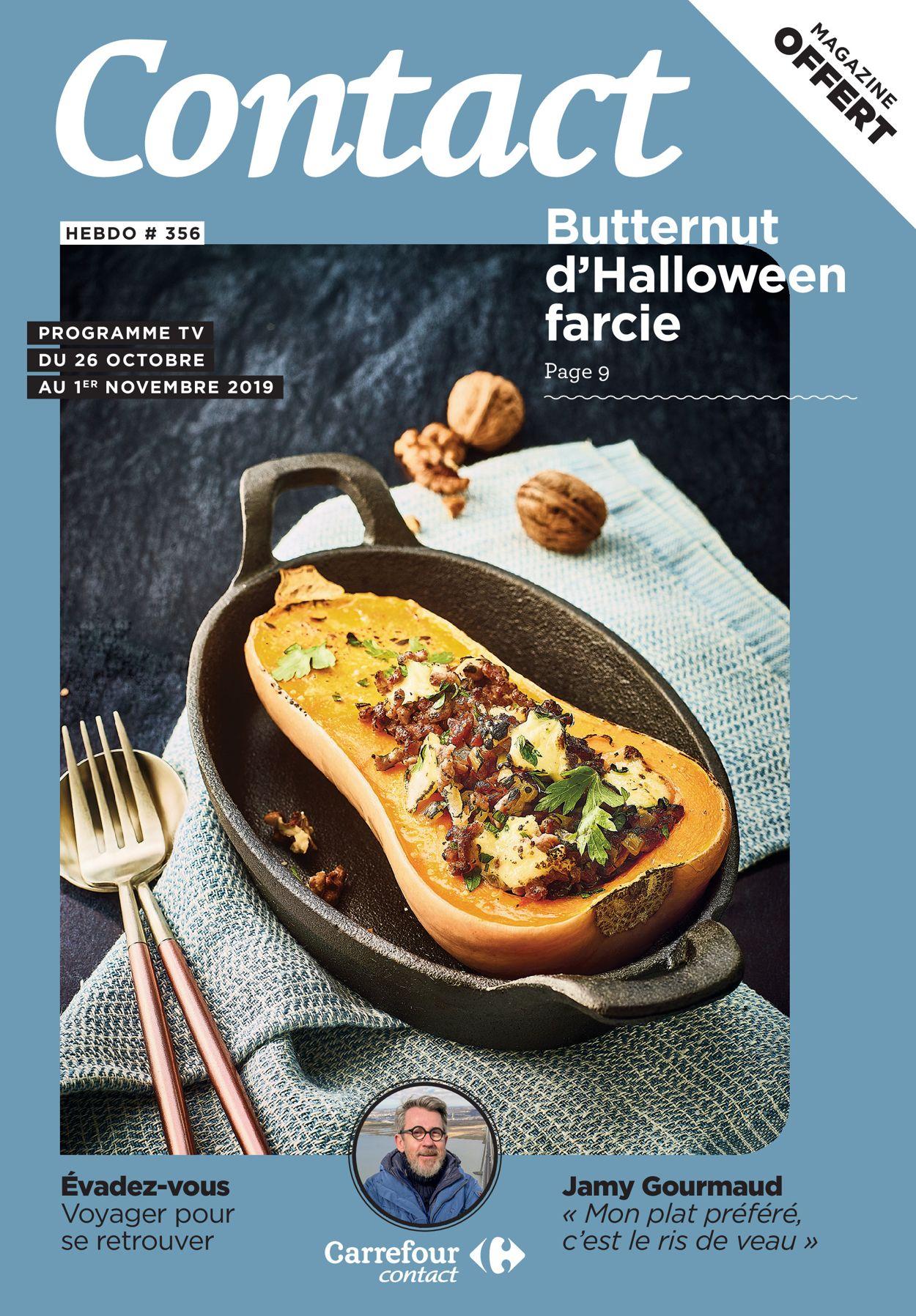 Carrefour Catalogue - 26.10-01.11.2019