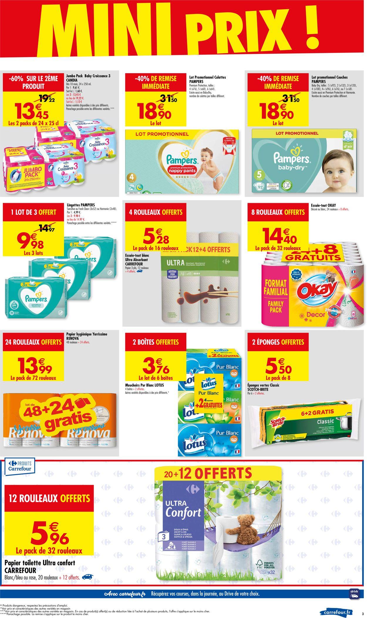 Carrefour Catalogue - 12.11-25.11.2019 (Page 3)