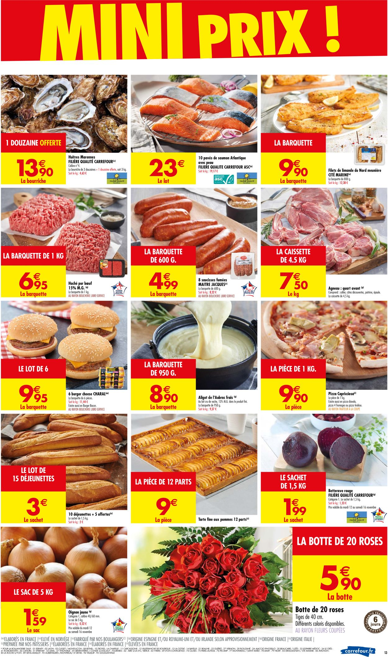 Carrefour Catalogue - 12.11-25.11.2019 (Page 13)