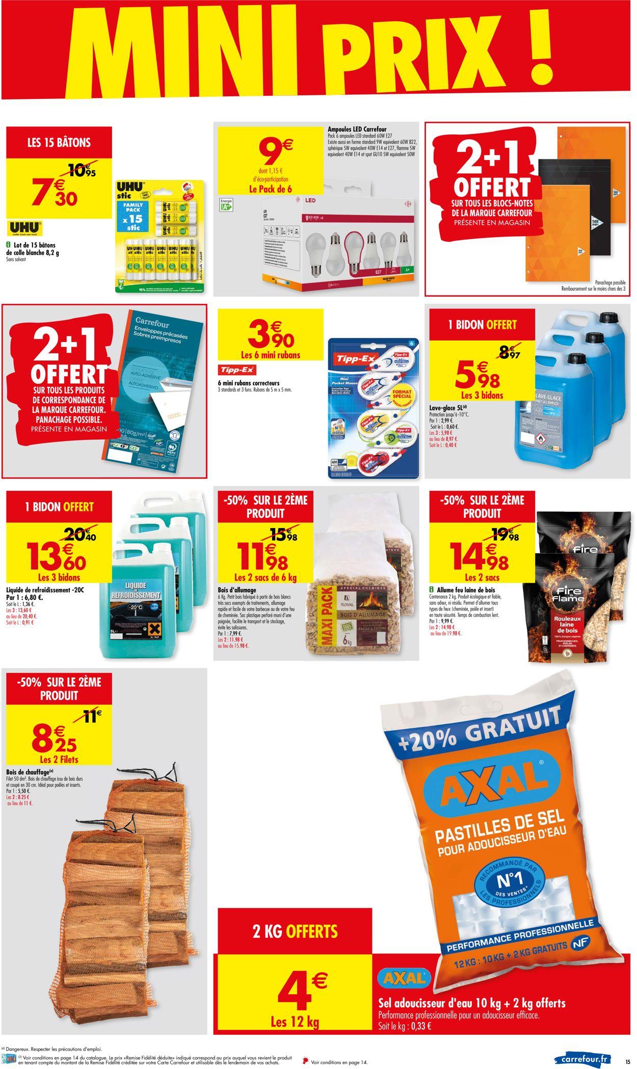 Carrefour Catalogue - 12.11-25.11.2019 (Page 15)