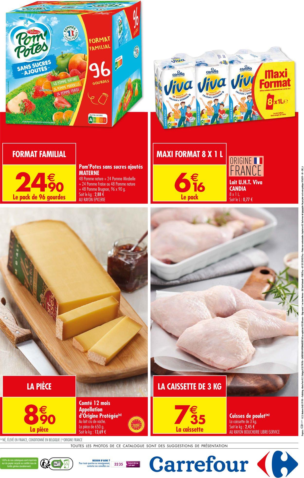 Carrefour Catalogue - 12.11-25.11.2019 (Page 16)