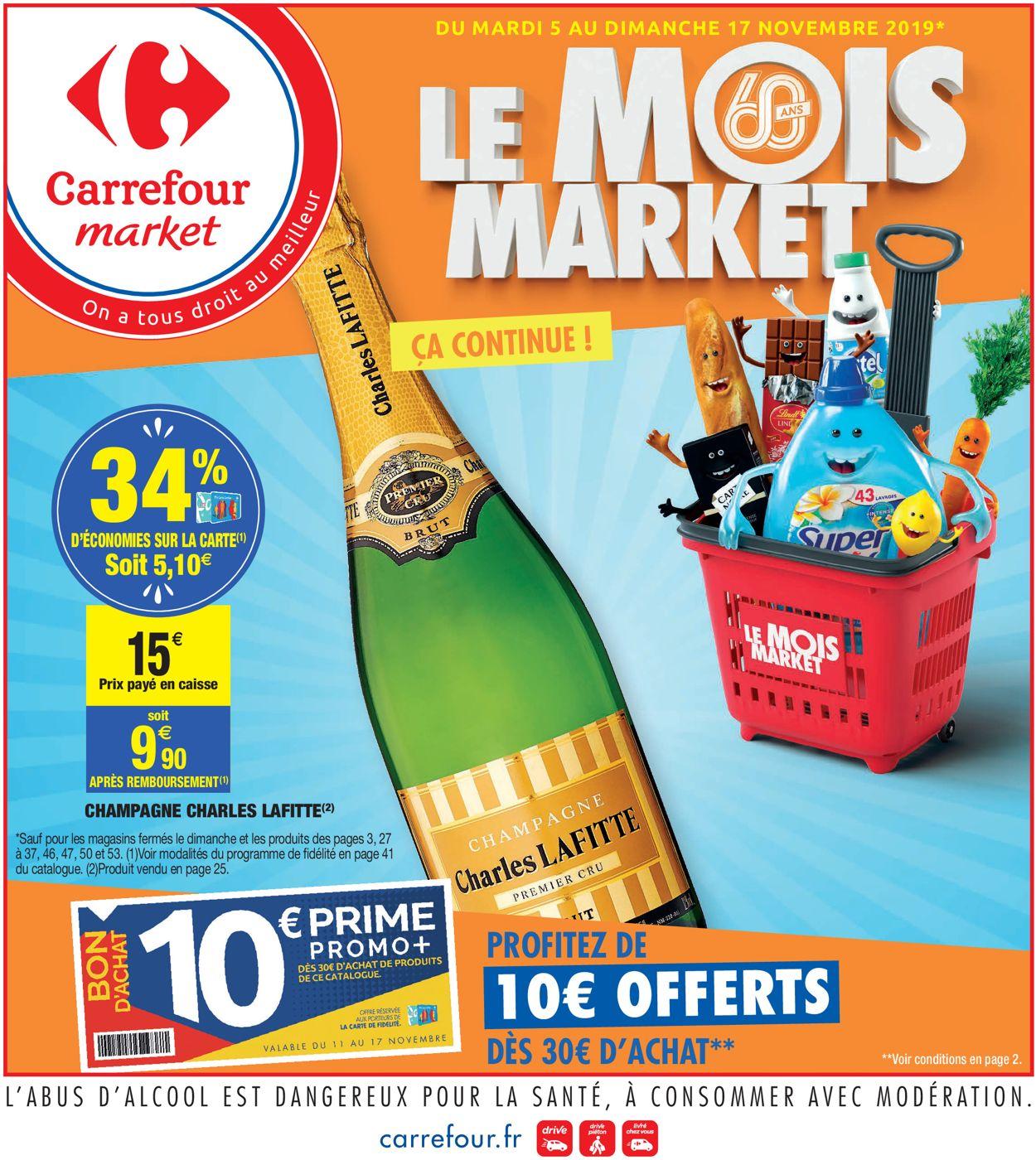 Carrefour Catalogue - 05.11-17.11.2019
