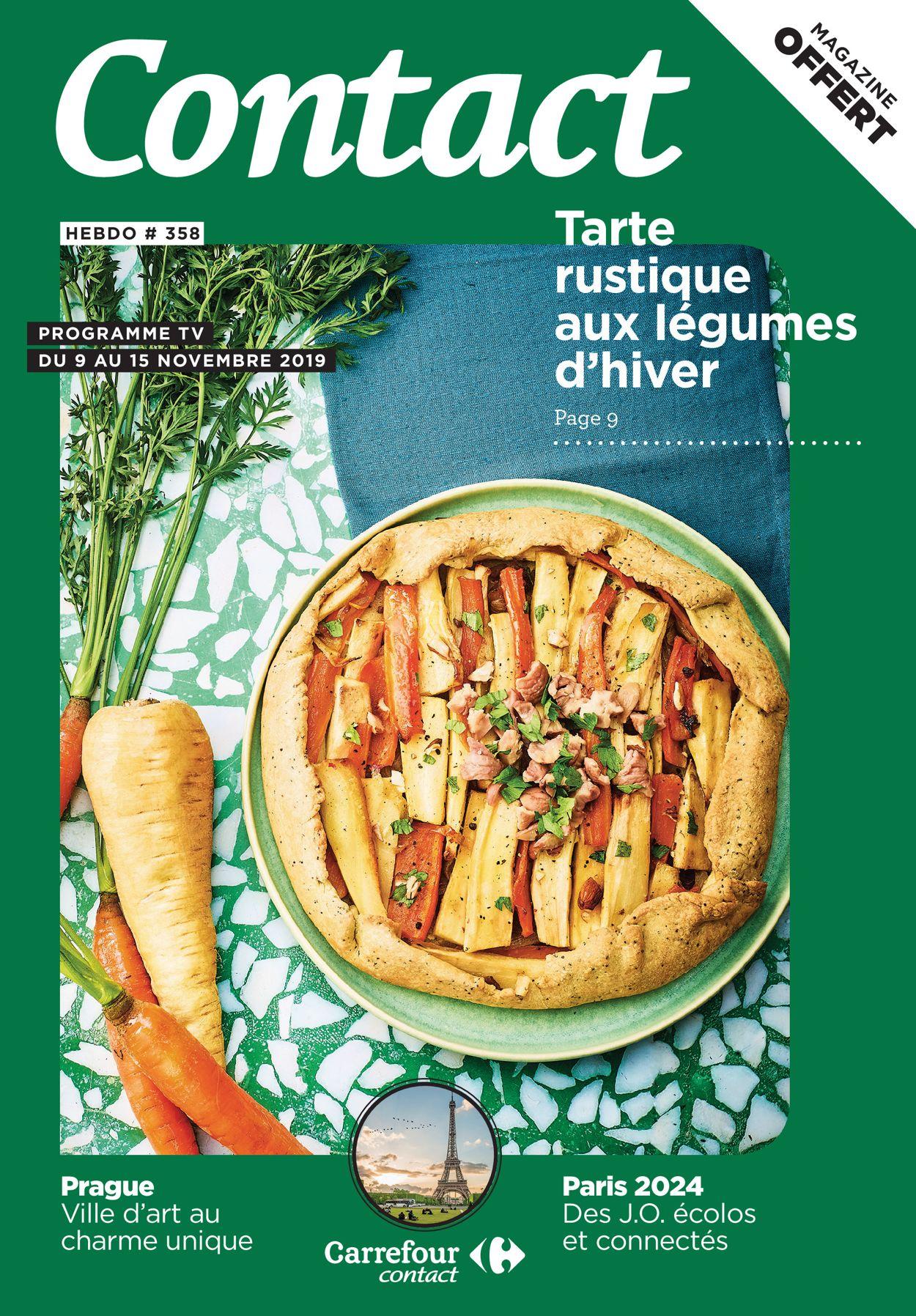 Carrefour Catalogue - 09.11-15.11.2019