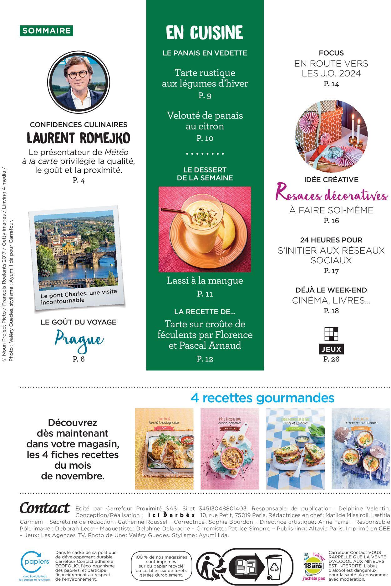 Carrefour Catalogue - 09.11-15.11.2019 (Page 3)