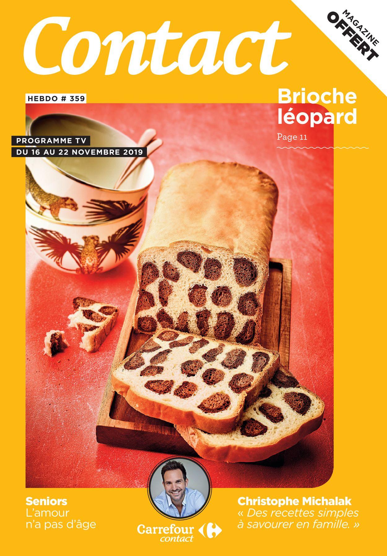 Carrefour Catalogue - 16.11-22.11.2019