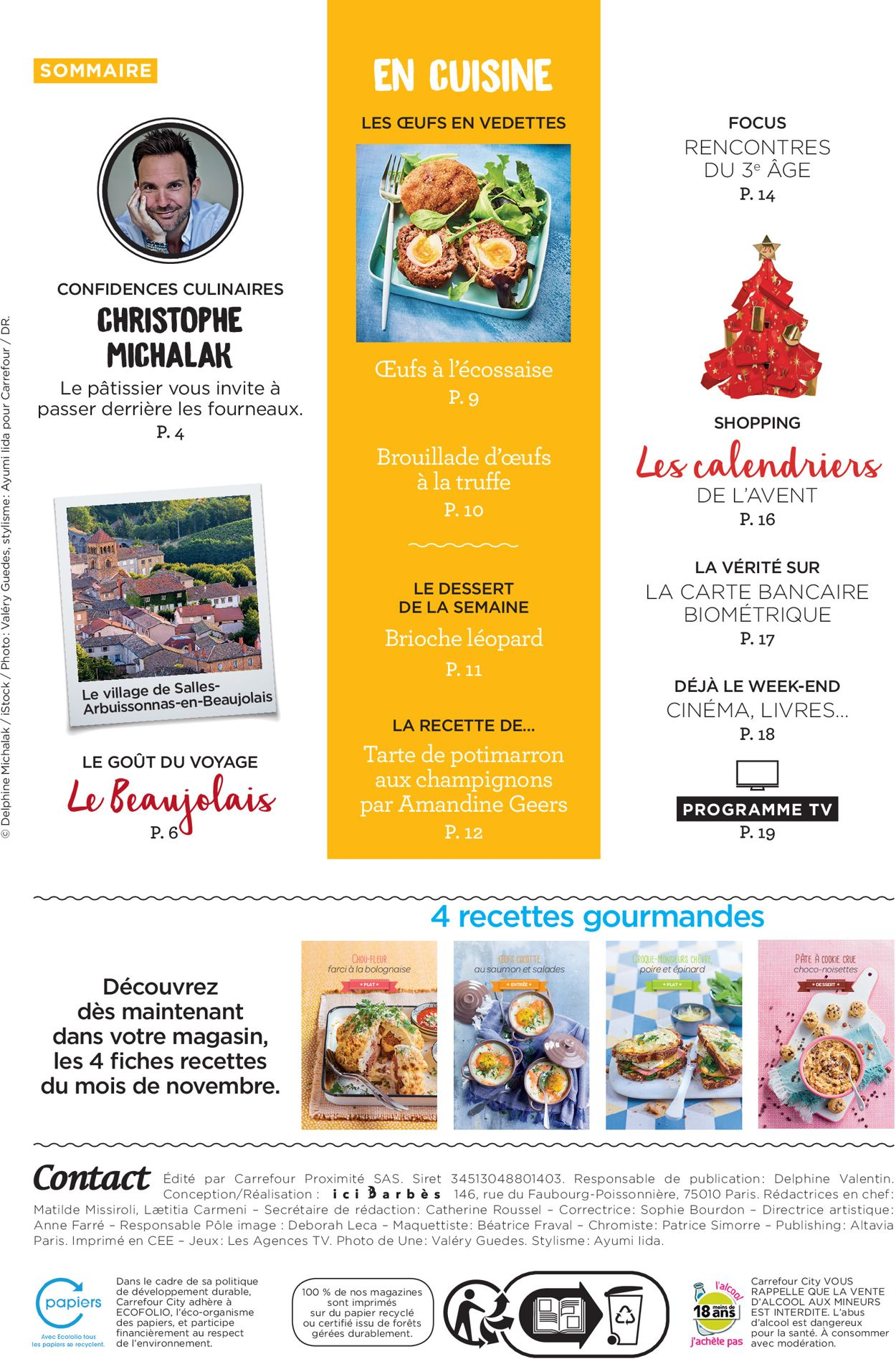 Carrefour Catalogue - 16.11-22.11.2019 (Page 3)