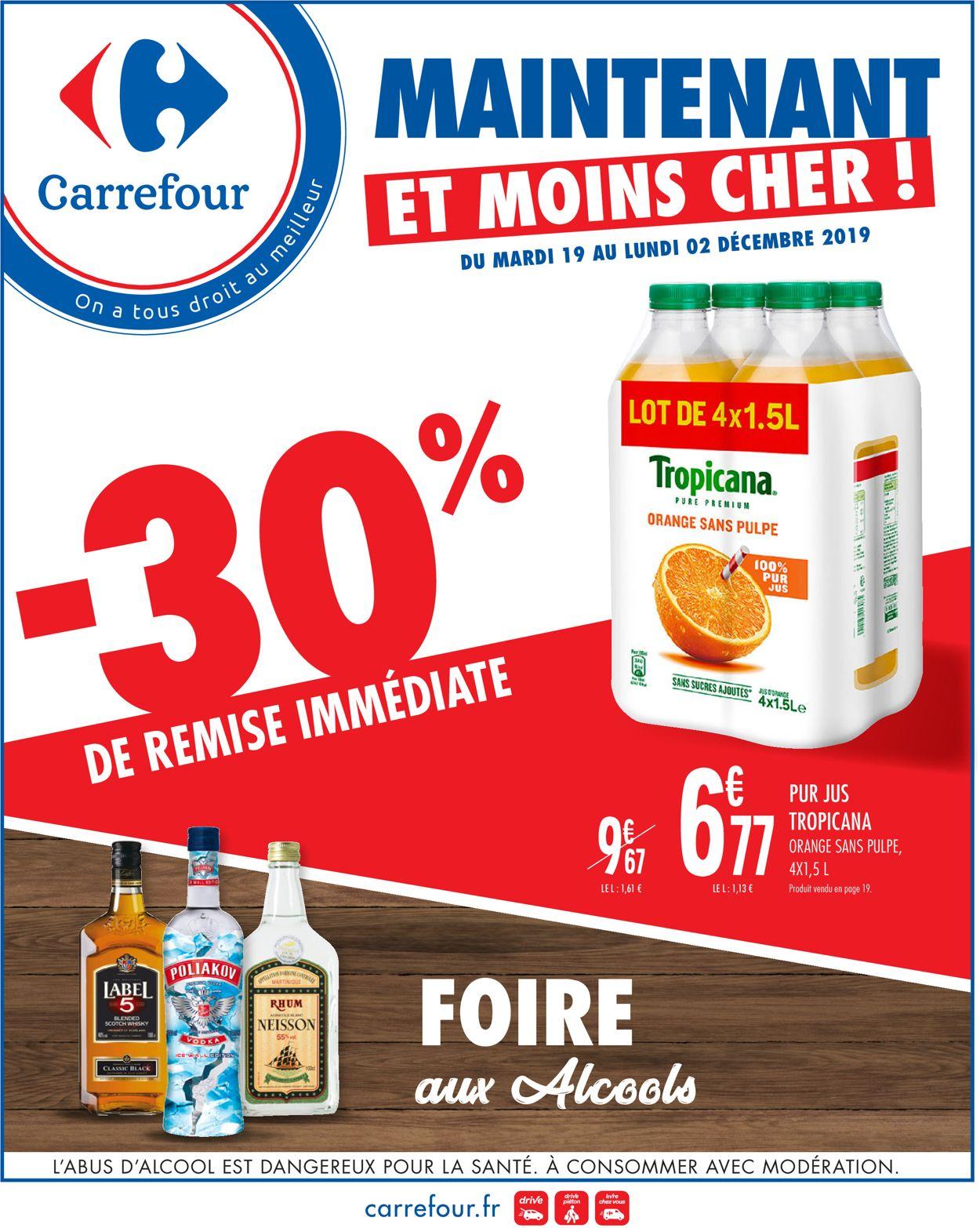 Carrefour Catalogue - 19.11-02.12.2019