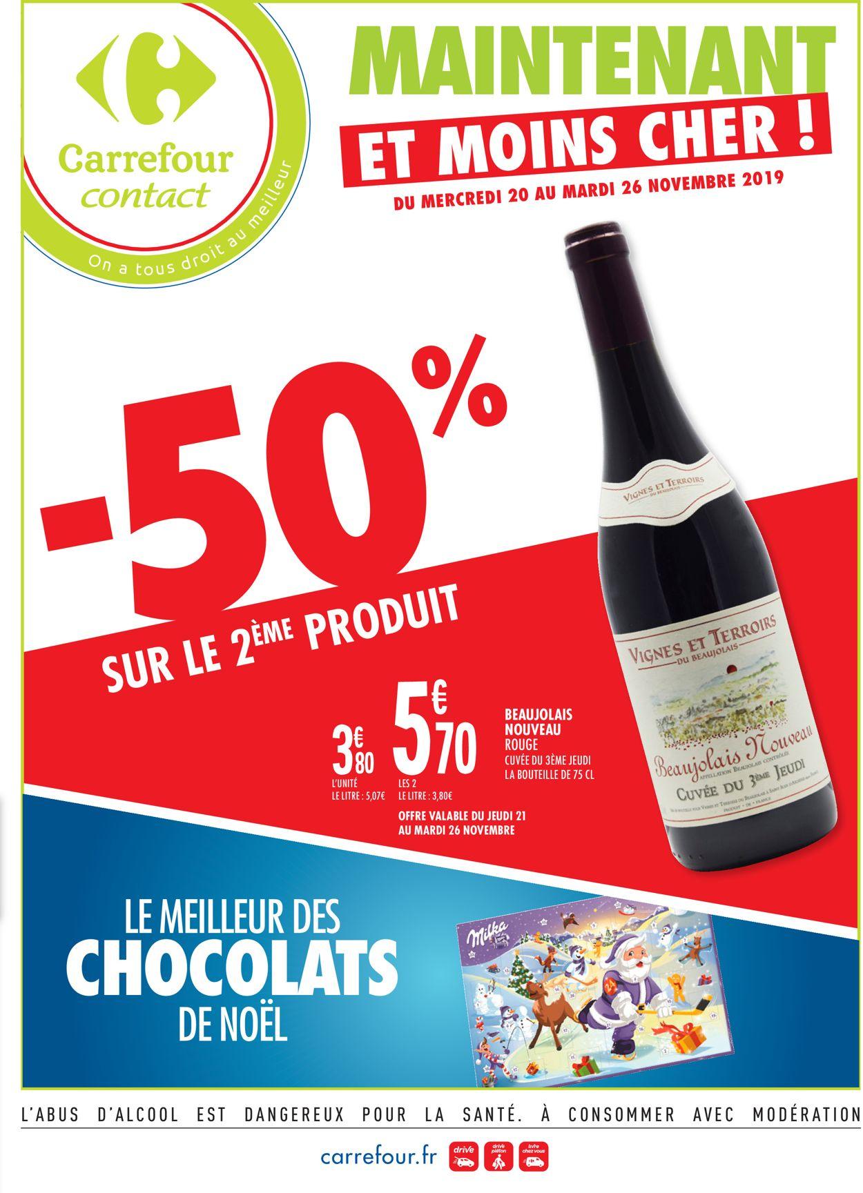 Carrefour Catalogue - 20.11-26.11.2019