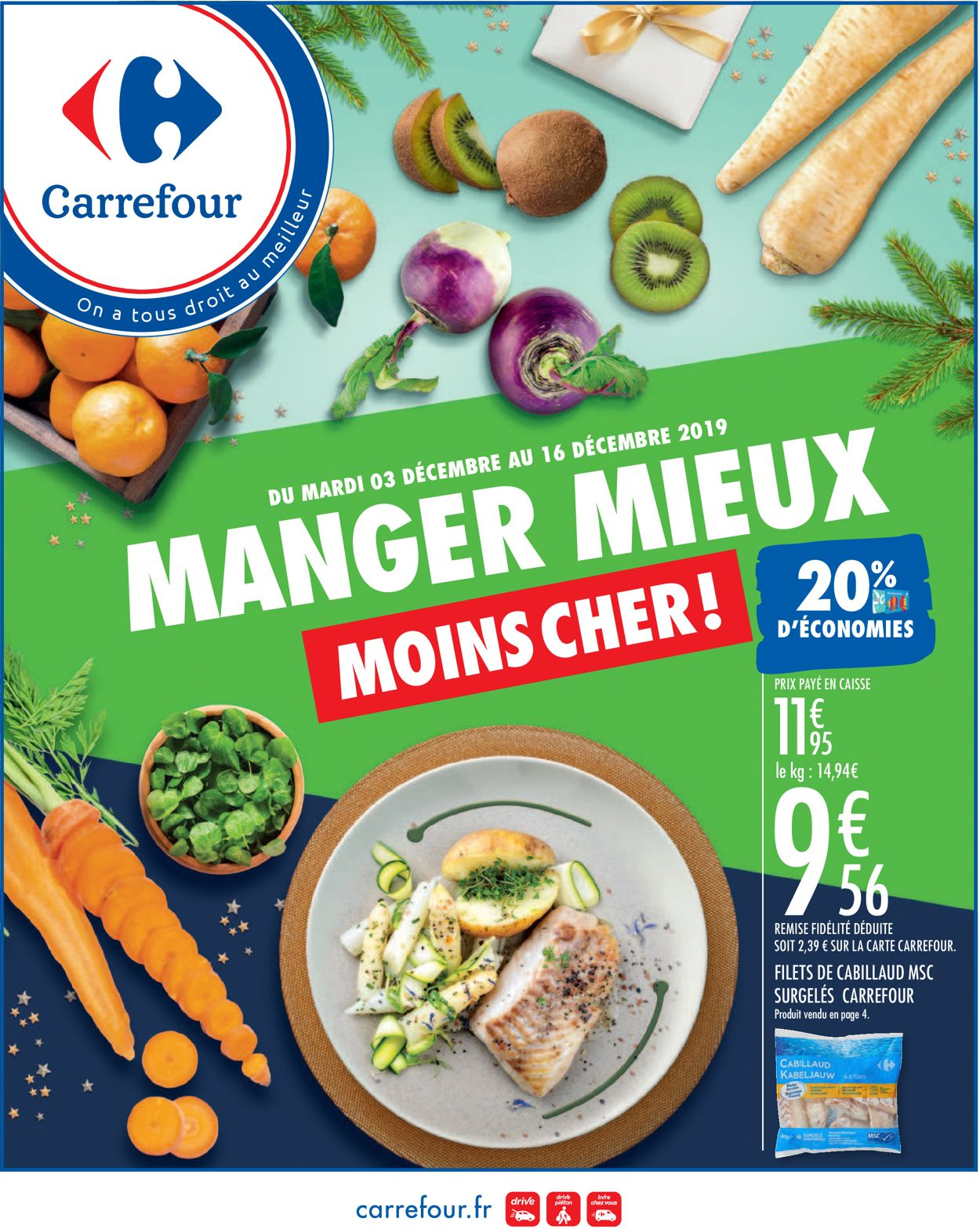 Carrefour Catalogue - 03.12-16.12.2019