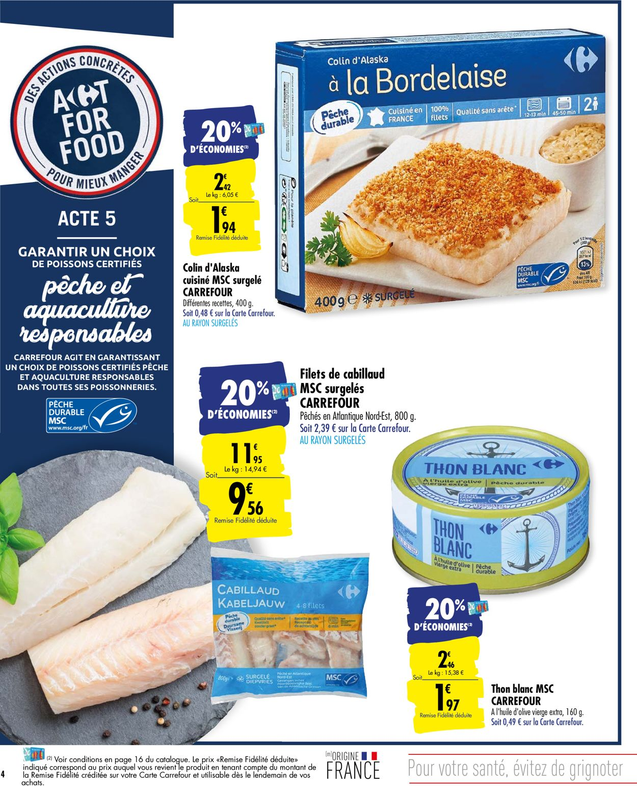 Carrefour Catalogue - 03.12-16.12.2019 (Page 4)
