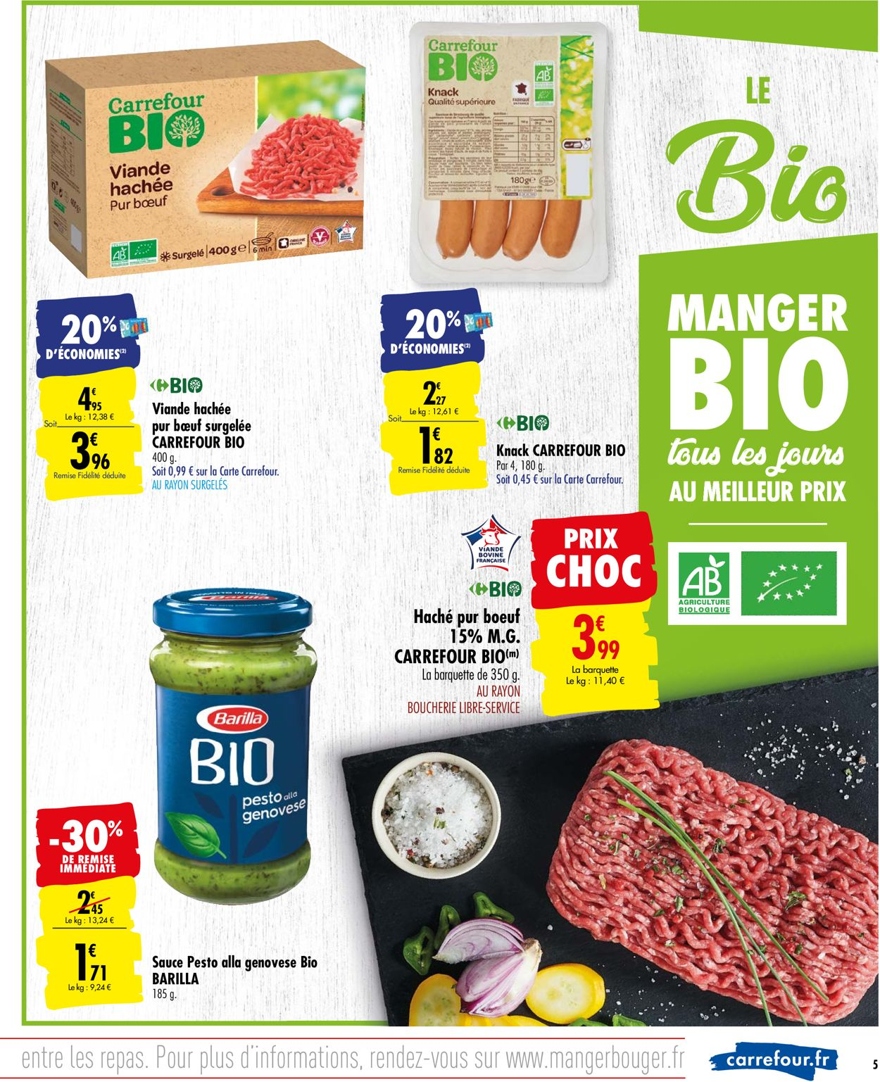 Carrefour Catalogue - 03.12-16.12.2019 (Page 5)