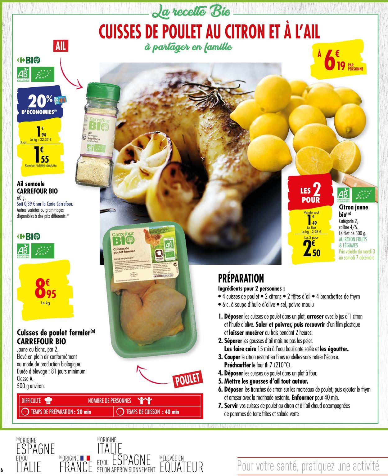 Carrefour Catalogue - 03.12-16.12.2019 (Page 6)
