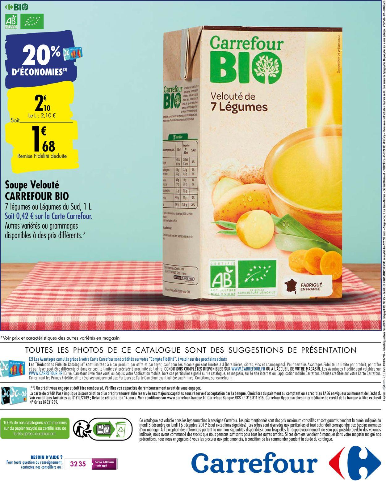 Carrefour Catalogue - 03.12-16.12.2019 (Page 16)
