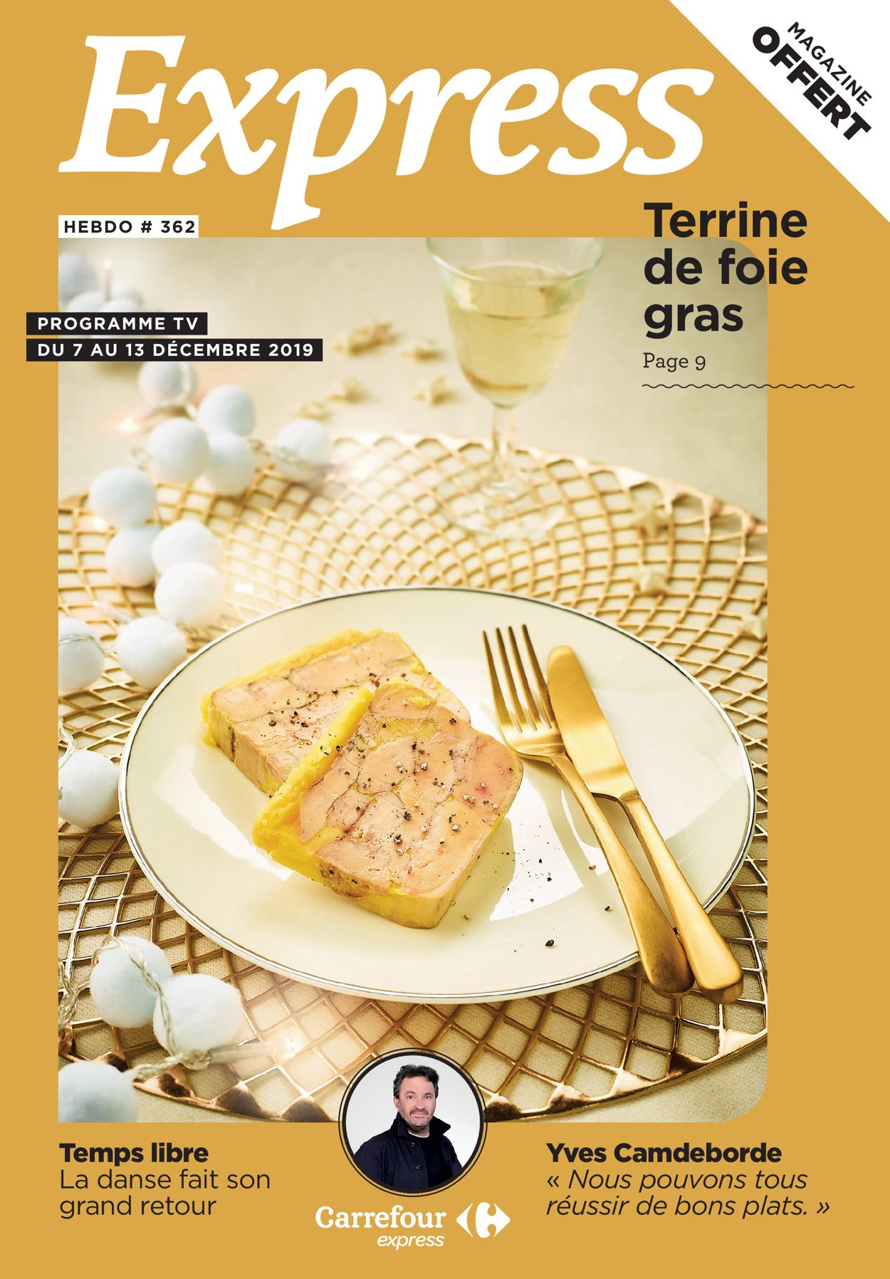 Carrefour catalogue de Noël 2019 Catalogue - 07.12-13.12.2019