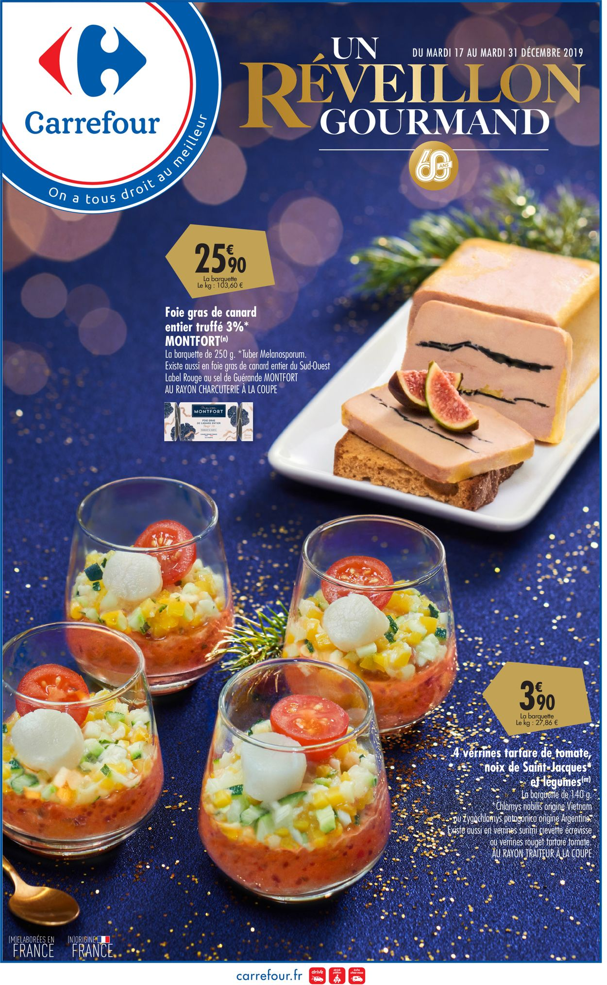 Carrefour Catalogue - 17.12-31.12.2019