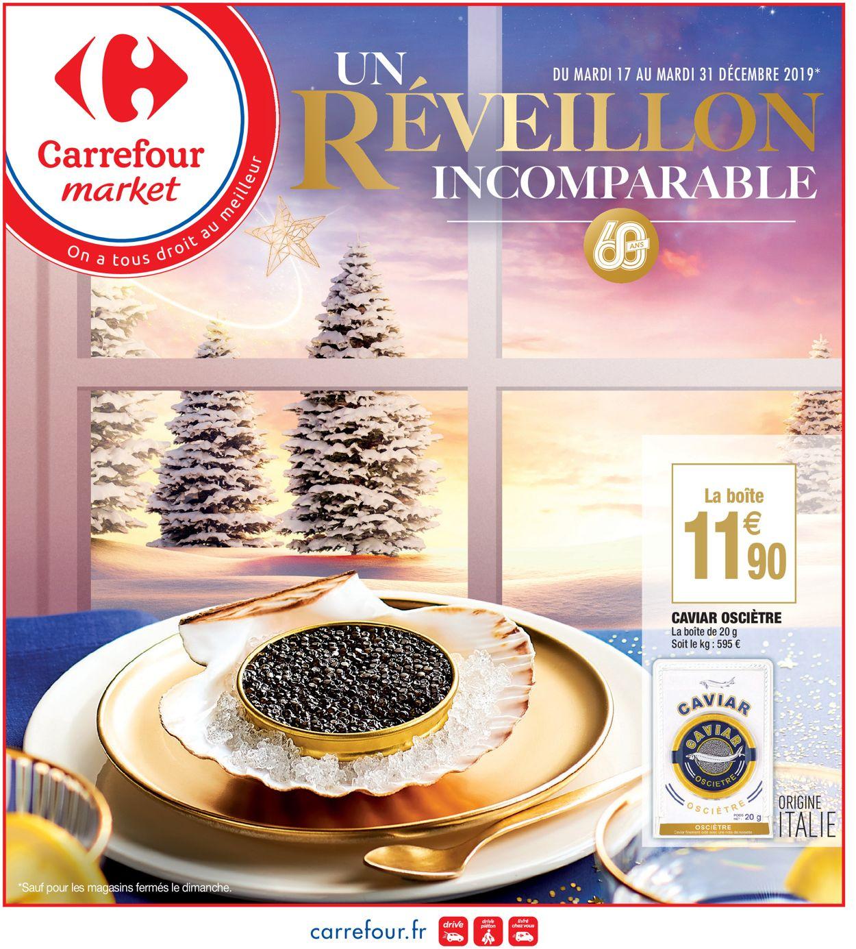 Carrefour - catalogue de Noël 2019 Catalogue - 17.12-31.12.2019