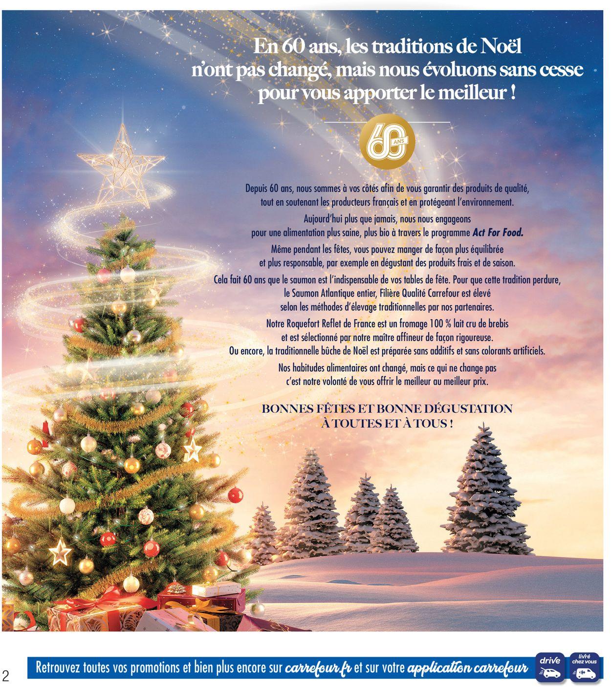 Carrefour - catalogue de Noël 2019 Catalogue - 17.12-31.12.2019 (Page 2)