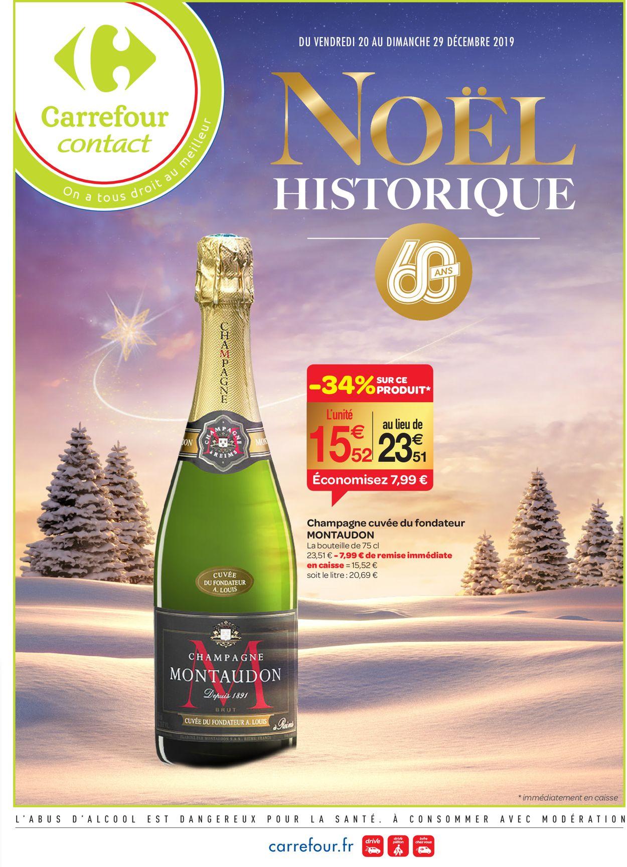 Carrefour Catalogue - 20.12-29.12.2019