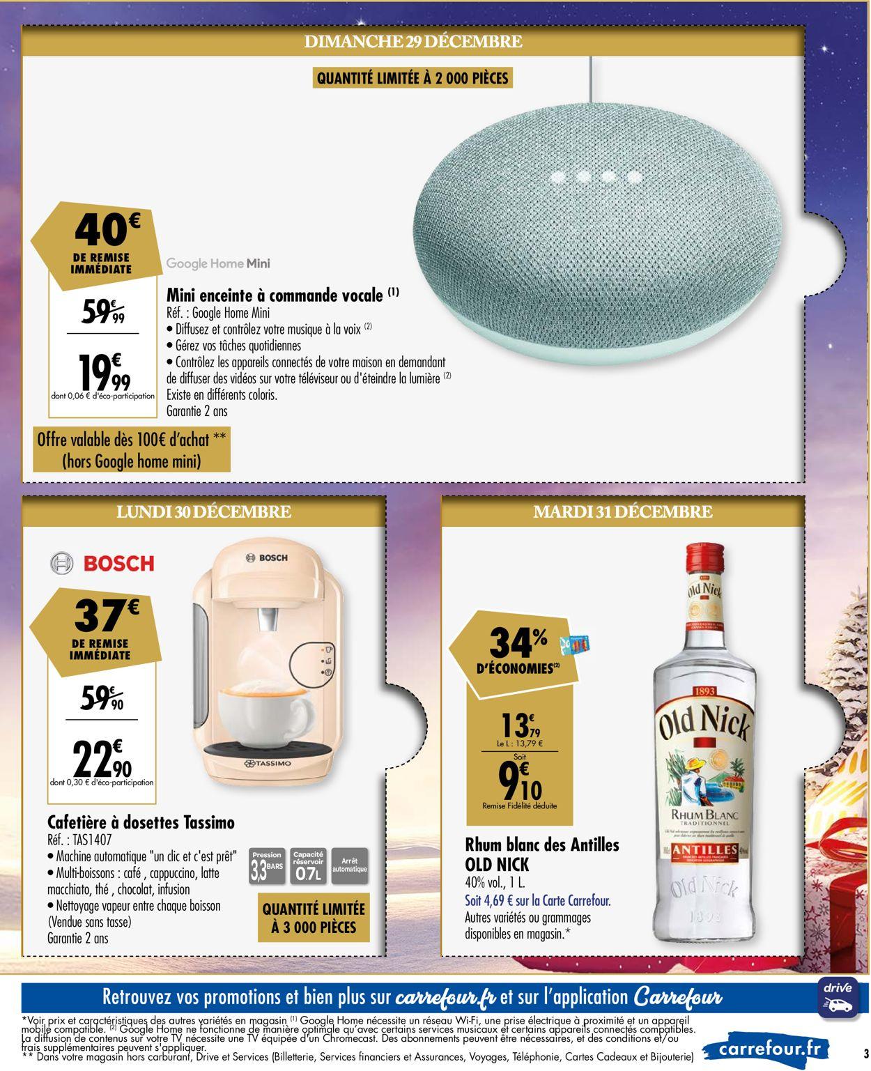 Catalogue du Nouvel An Carrefour Carrefour Catalogue - 26.12-31.12.2019 (Page 3)