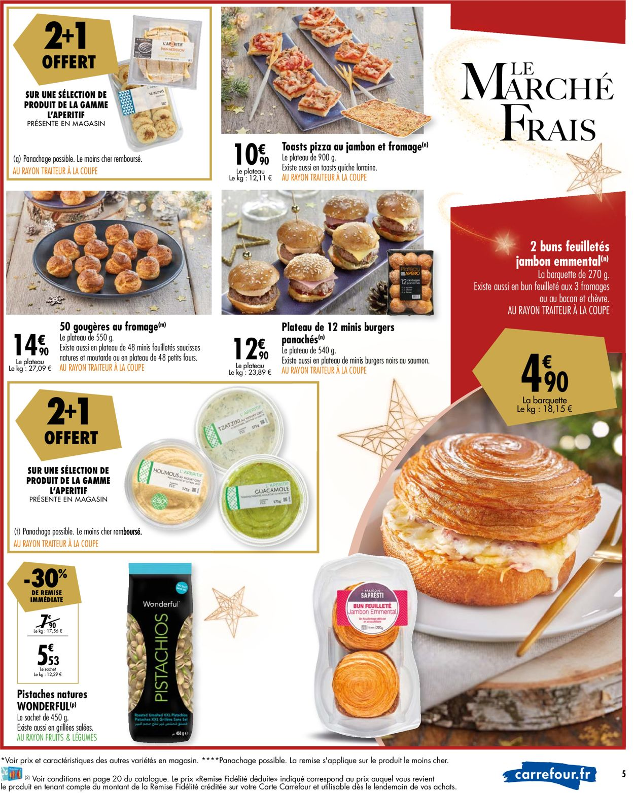 Catalogue du Nouvel An Carrefour Carrefour Catalogue - 26.12-31.12.2019 (Page 5)