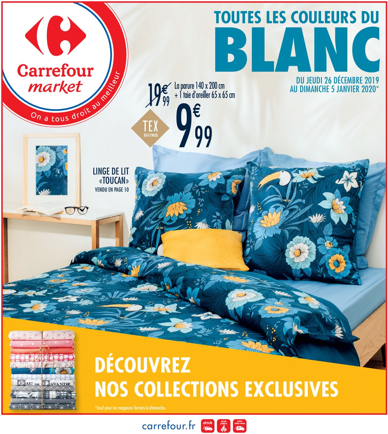 Carrefour Catalogue - 26.12-05.01.2020