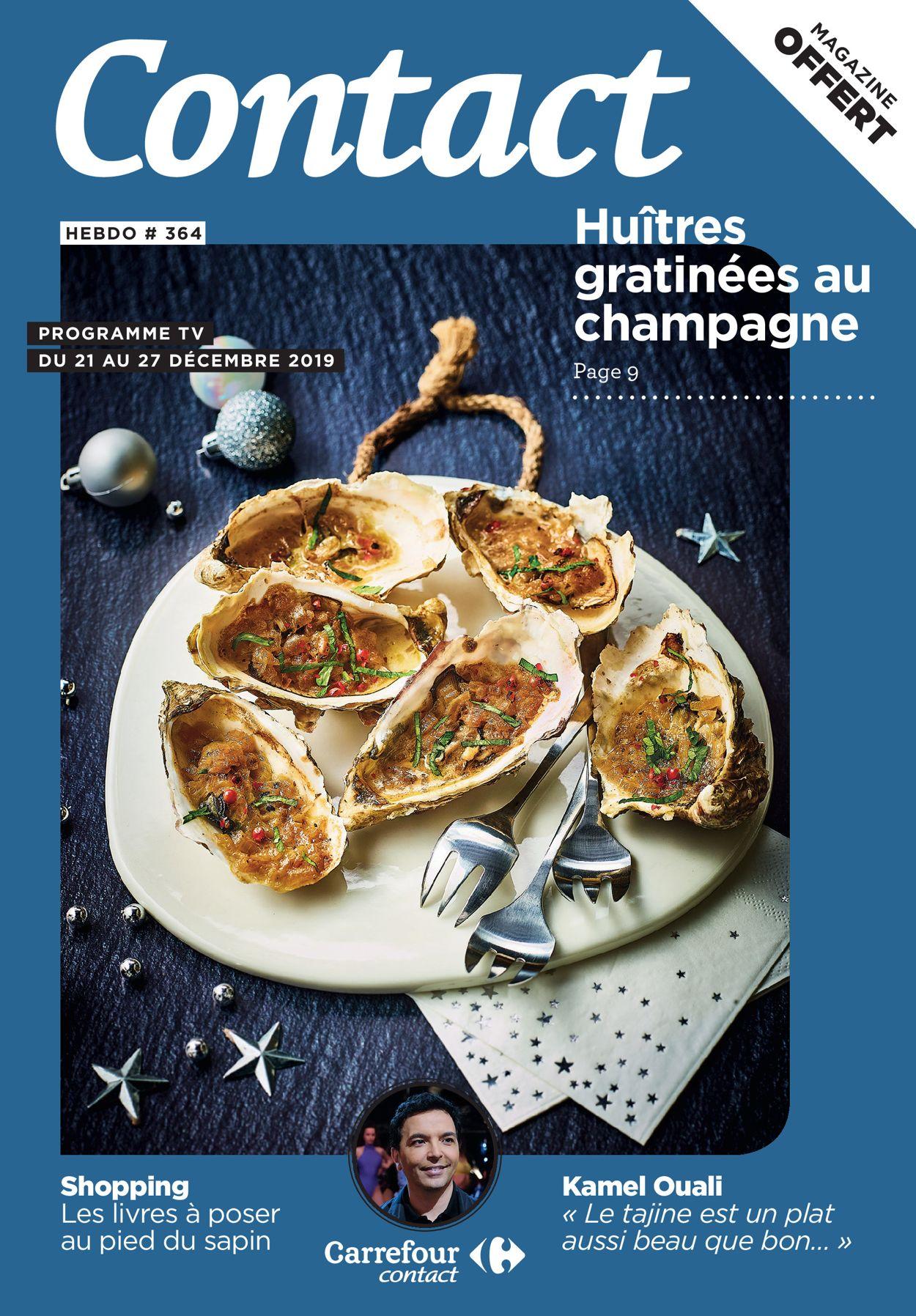 Carrefour - catalogue de Noël 2019 Catalogue - 21.12-27.12.2019