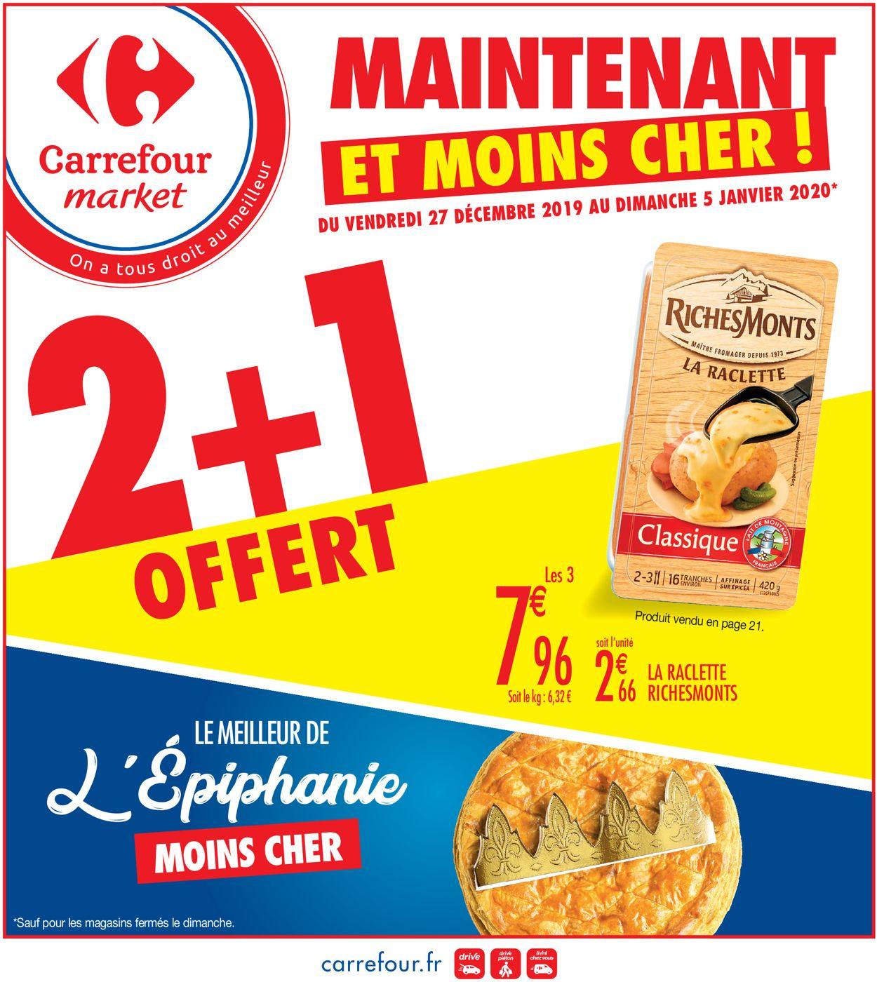 Carrefour Catalogue - 27.12-05.01.2020