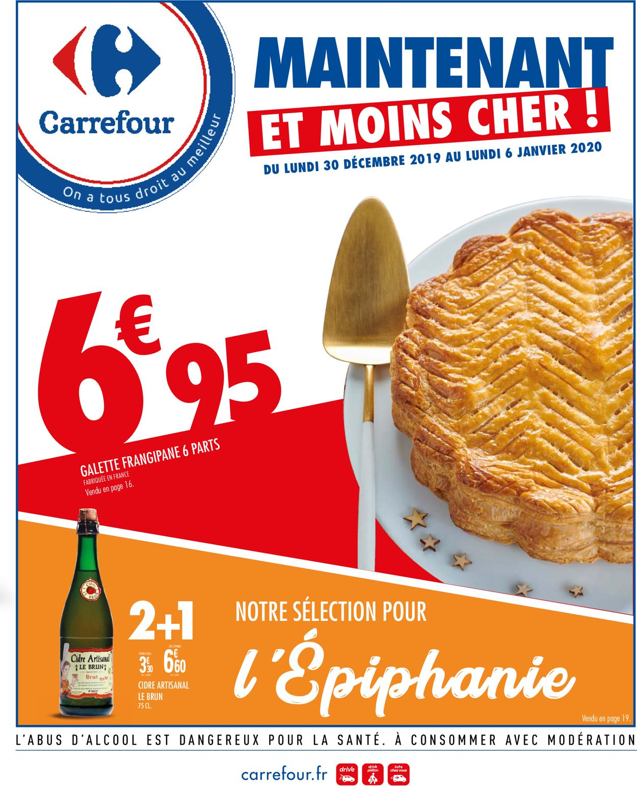 Carrefour Catalogue - 30.12-06.01.2020