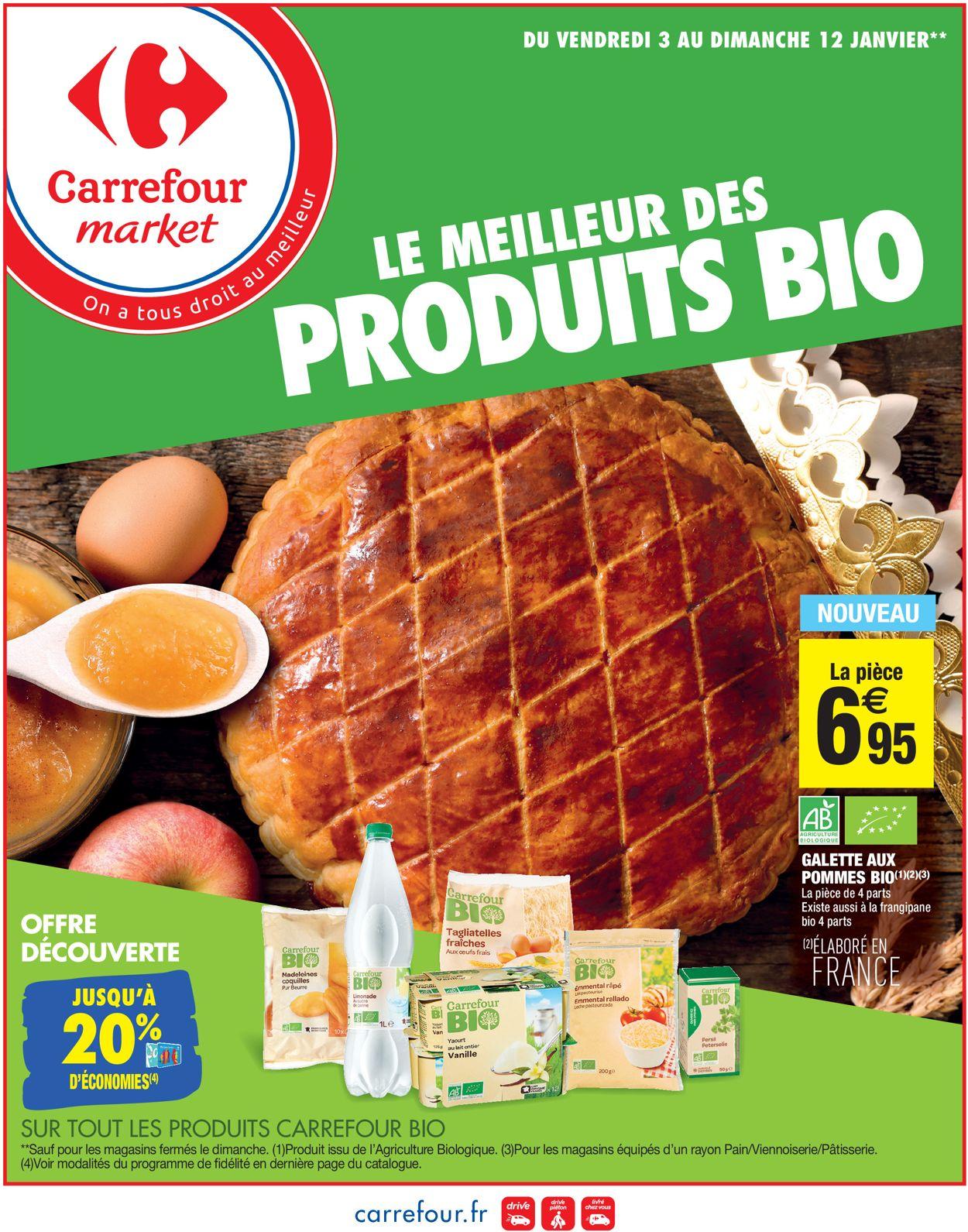 Carrefour Catalogue - 03.01-12.01.2020