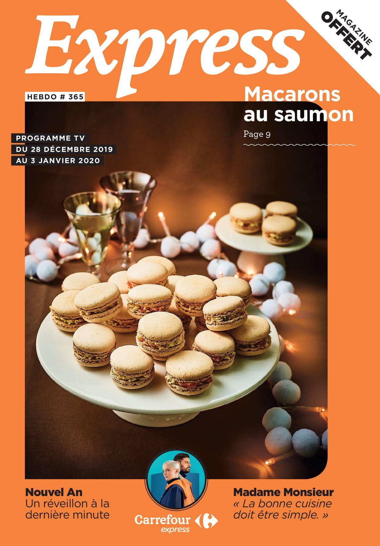 Carrefour Catalogue - 28.12-03.01.2020