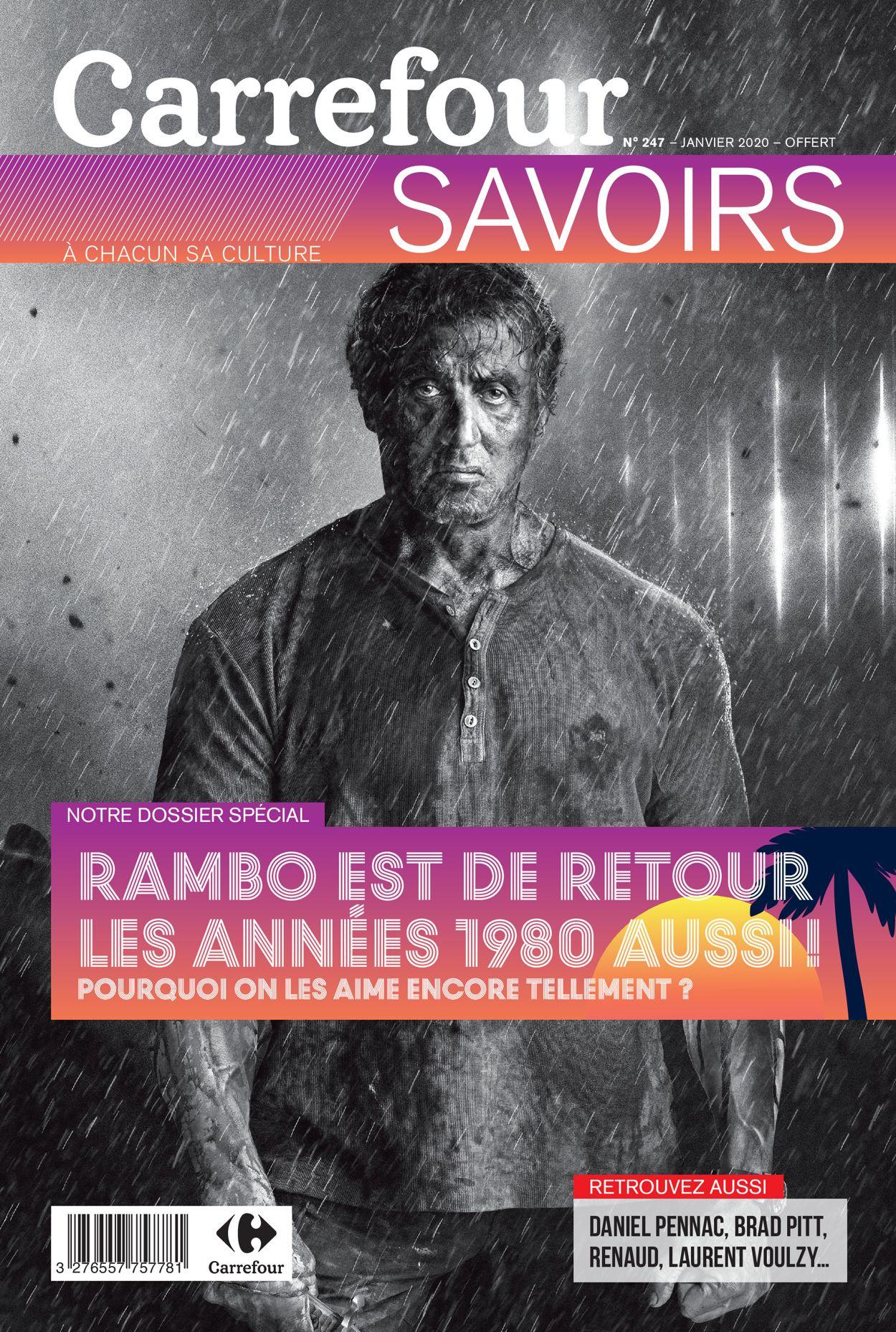 Carrefour Catalogue - 01.01-31.01.2020