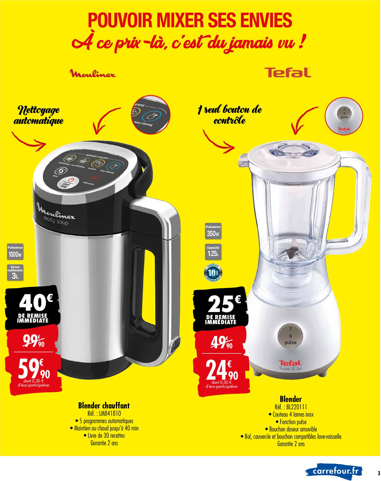Carrefour Catalogue - 07.01-20.01.2020 (Page 3)