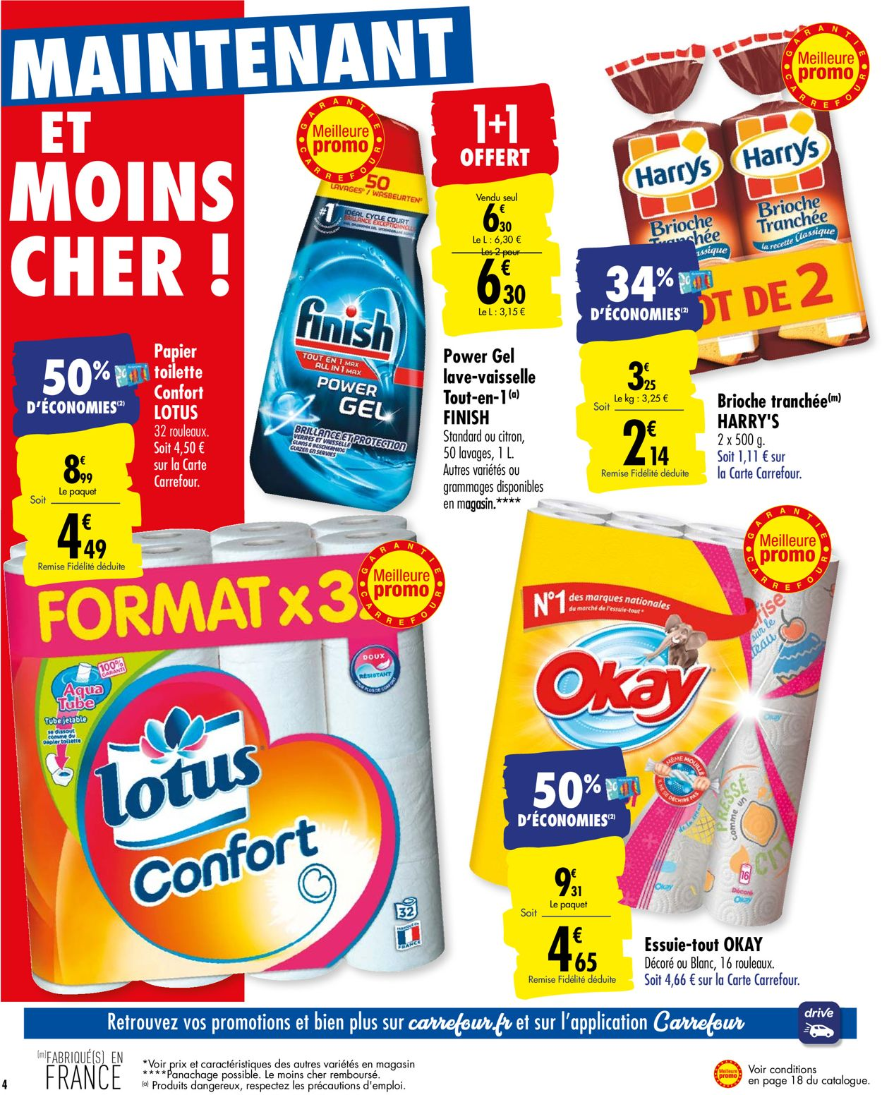 Carrefour Catalogue - 07.01-20.01.2020 (Page 4)