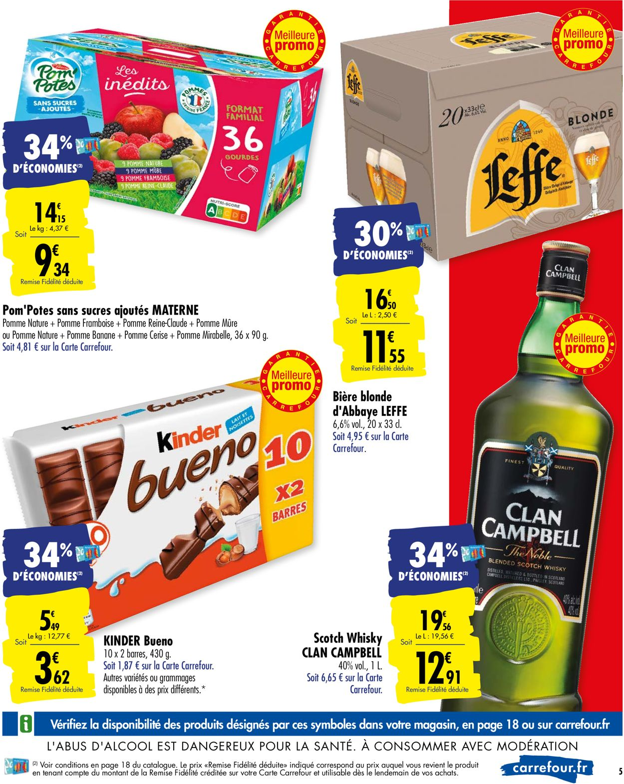 Carrefour Catalogue - 07.01-20.01.2020 (Page 5)