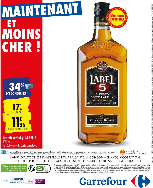 Carrefour Catalogue - 07.01-20.01.2020 (Page 48)
