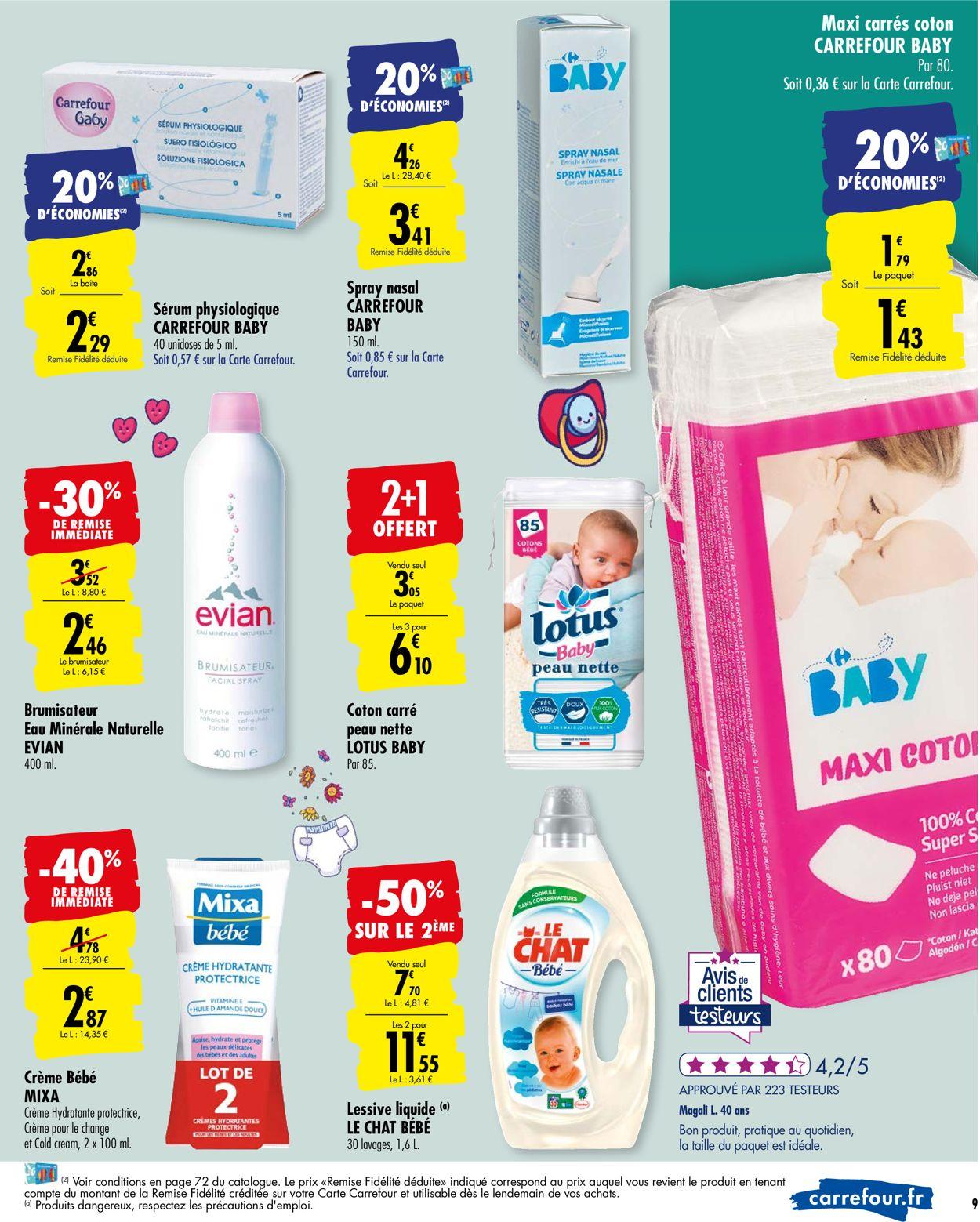 Carrefour Catalogue - 14.01-03.02.2020 (Page 9)