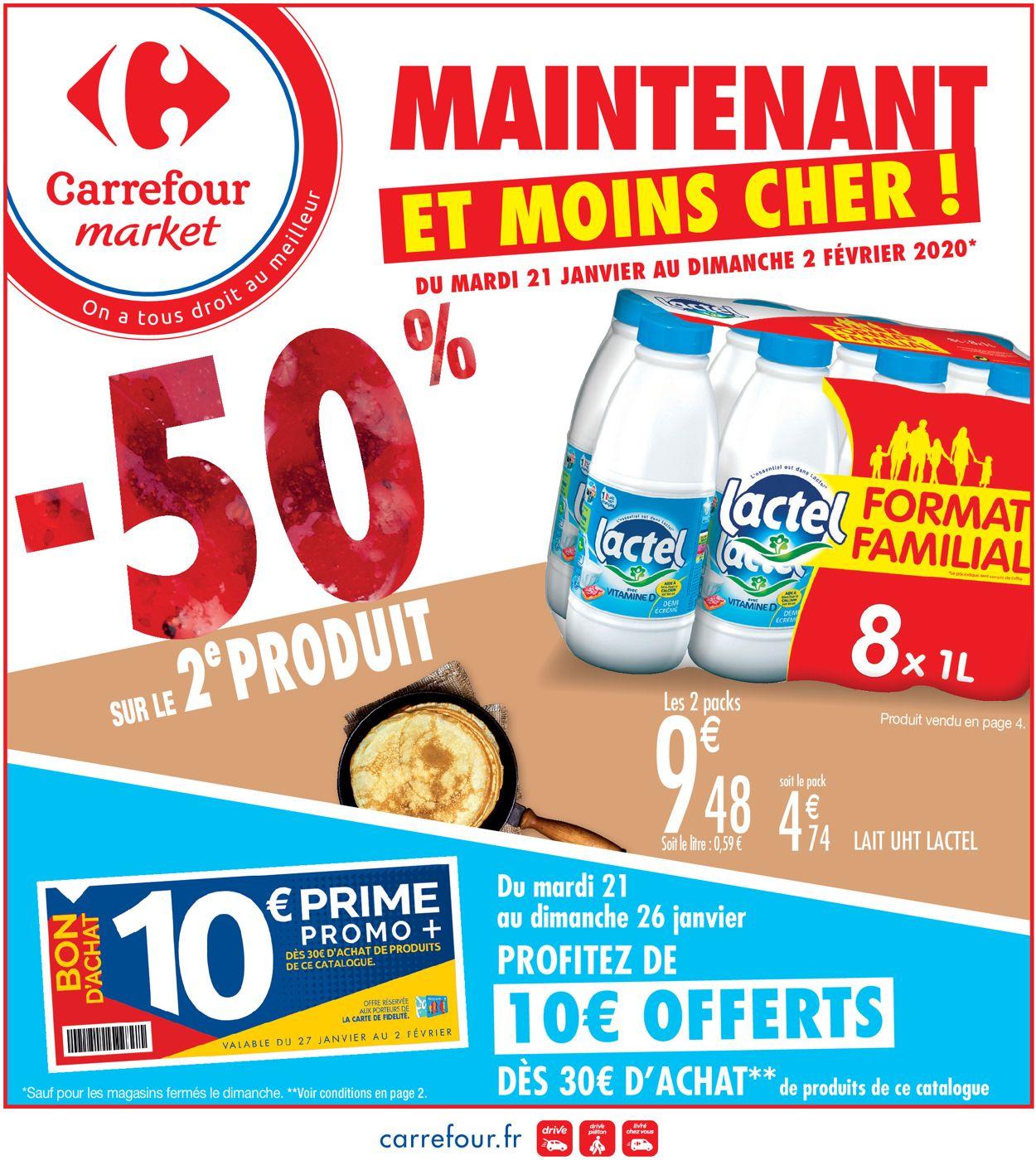 Carrefour Catalogue - 21.01-02.02.2020
