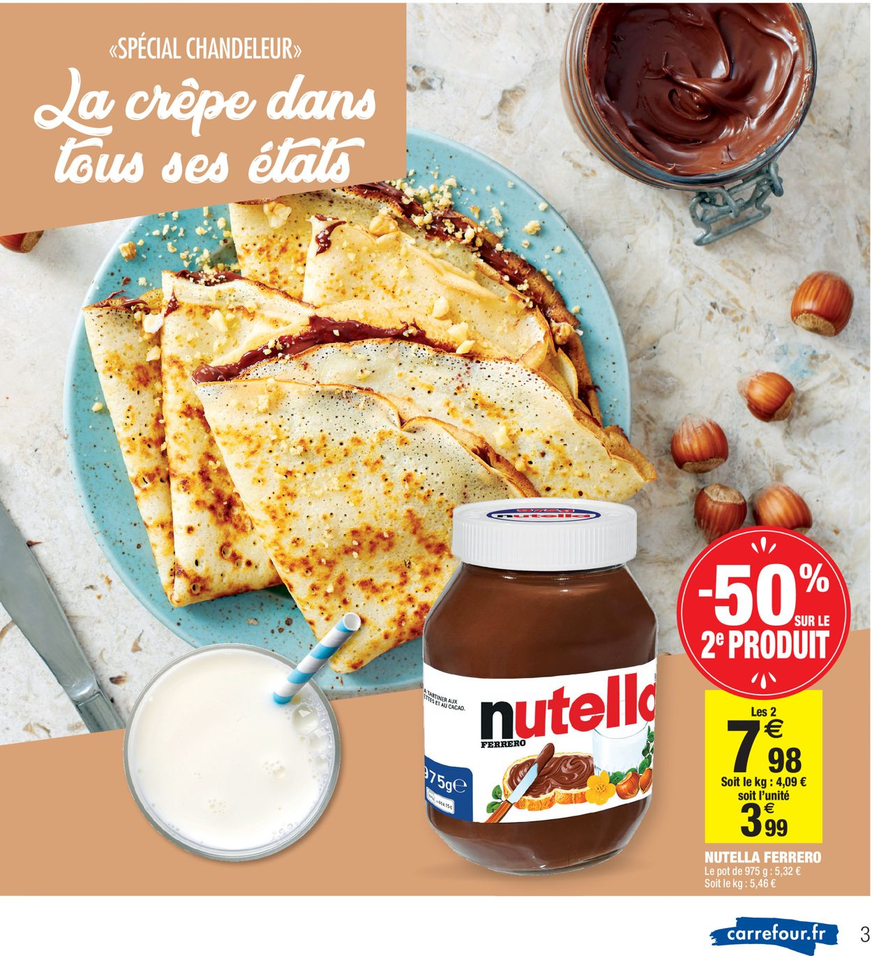 Carrefour Catalogue - 21.01-02.02.2020 (Page 3)