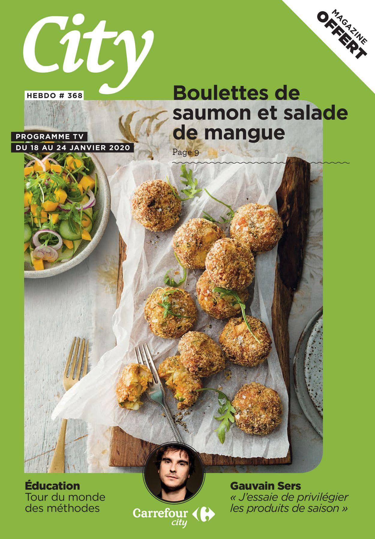 Carrefour Catalogue - 18.01-24.01.2020