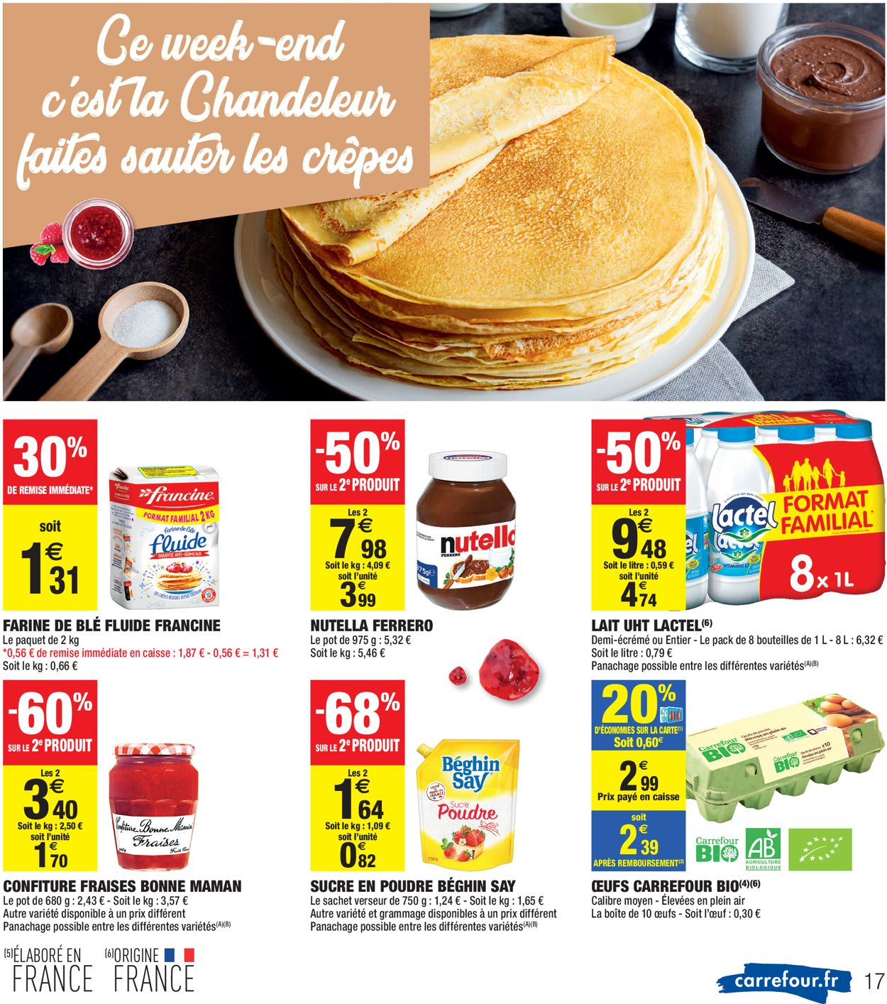 Carrefour Catalogue - 28.01-02.02.2020 (Page 17)