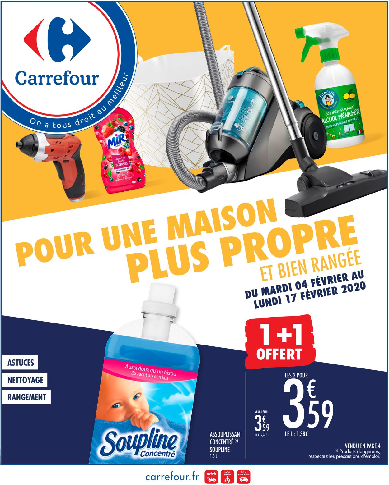 Carrefour Catalogue - 04.02-17.02.2020
