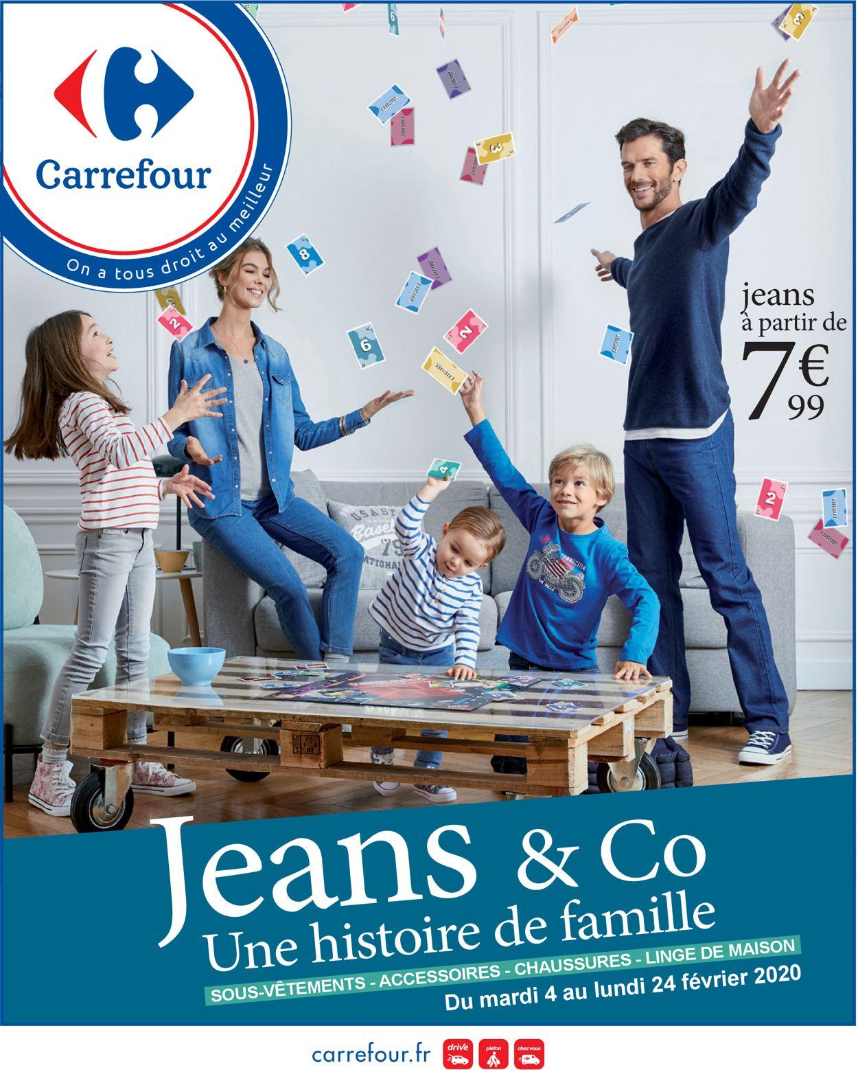 Carrefour Catalogue - 04.02-24.02.2020