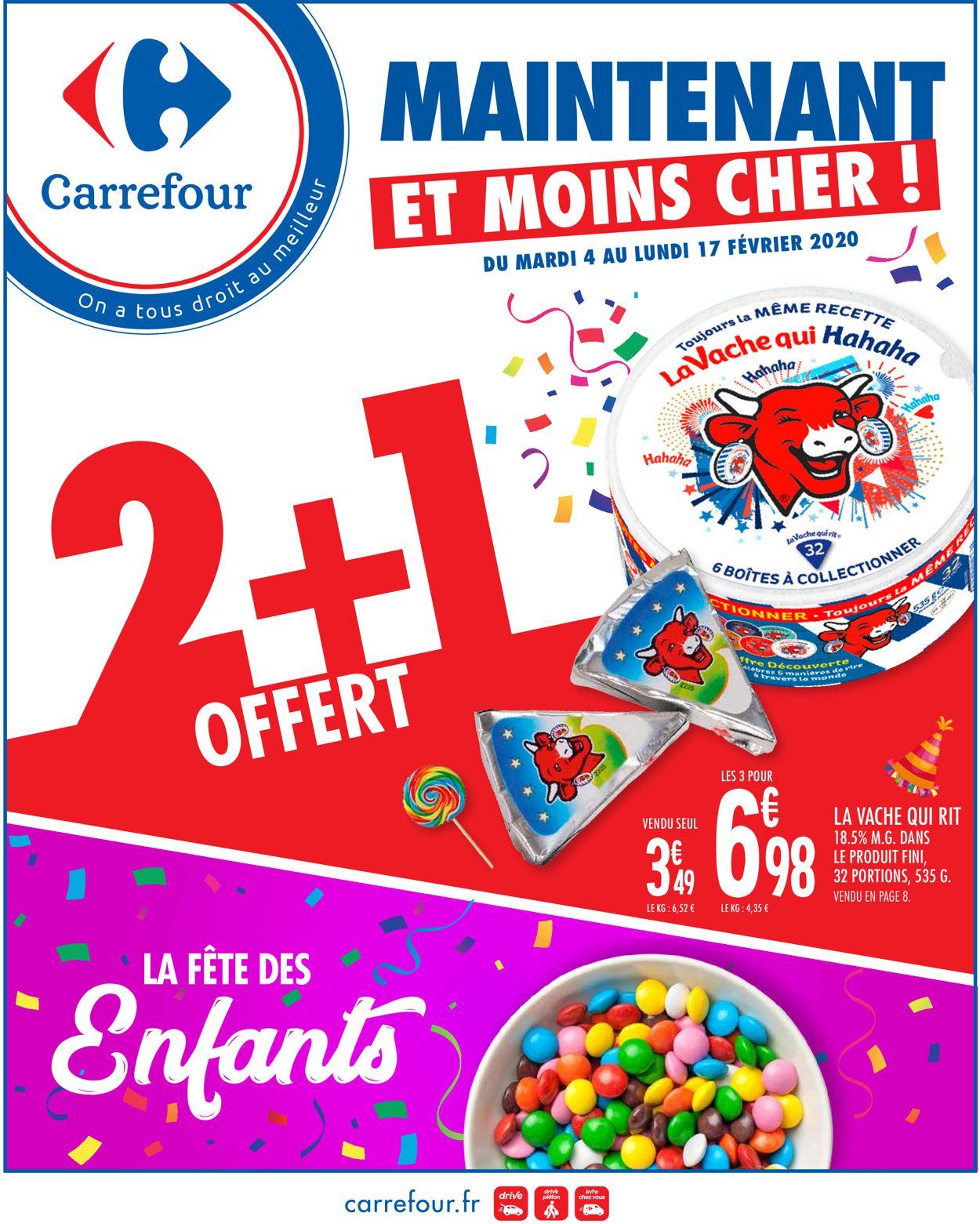 Carrefour Catalogue - 04.02-17.02.2020