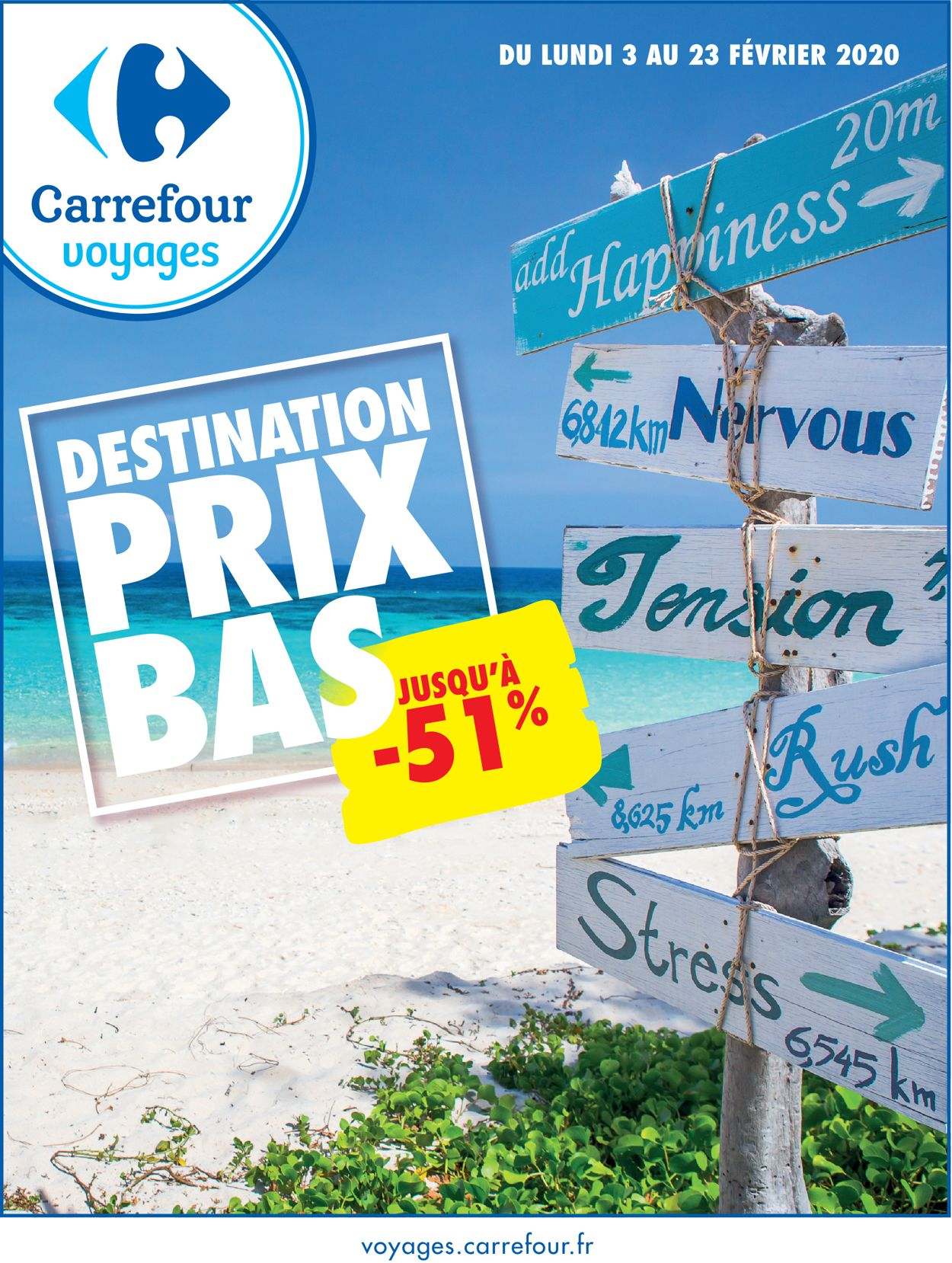 Carrefour Catalogue - 03.02-23.02.2020