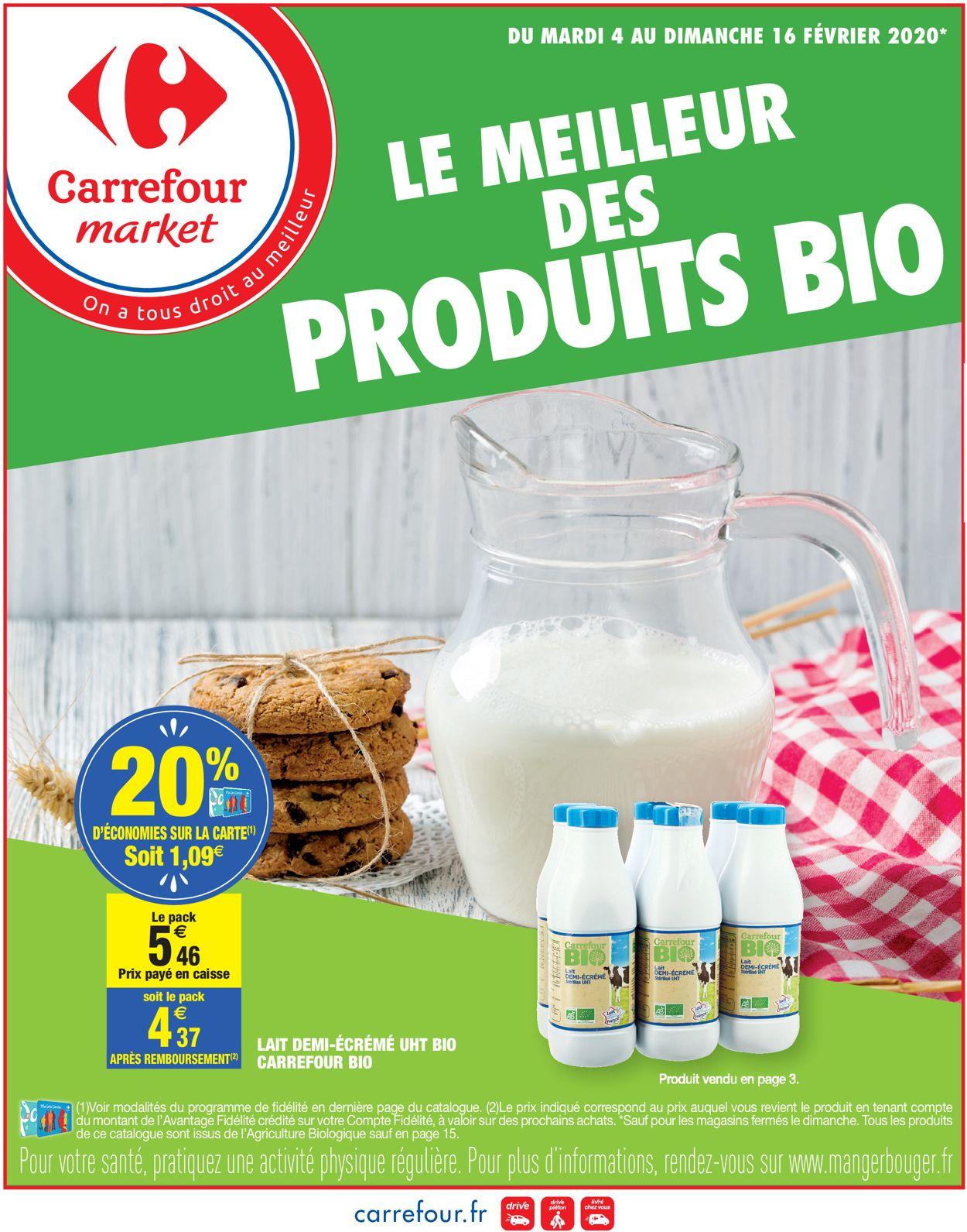 Carrefour Catalogue - 04.02-16.02.2020