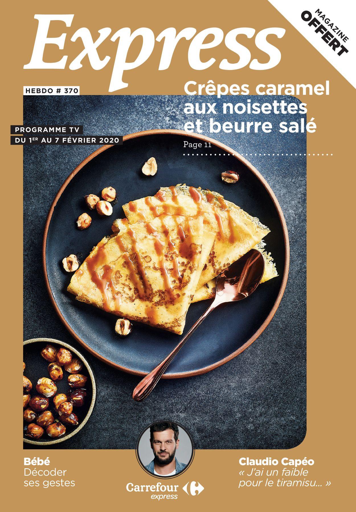 Carrefour Catalogue - 01.02-07.02.2020