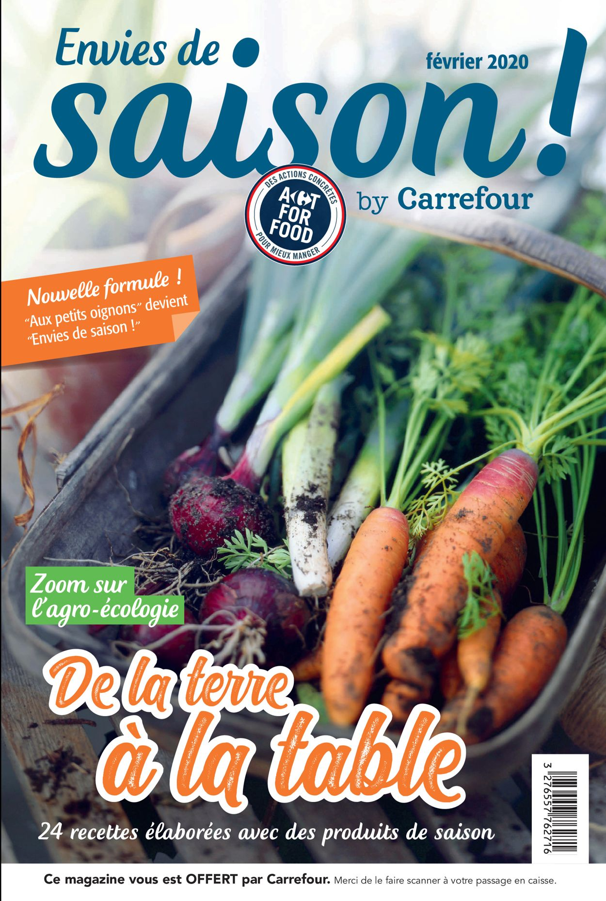 Carrefour Catalogue - 01.02-29.02.2020